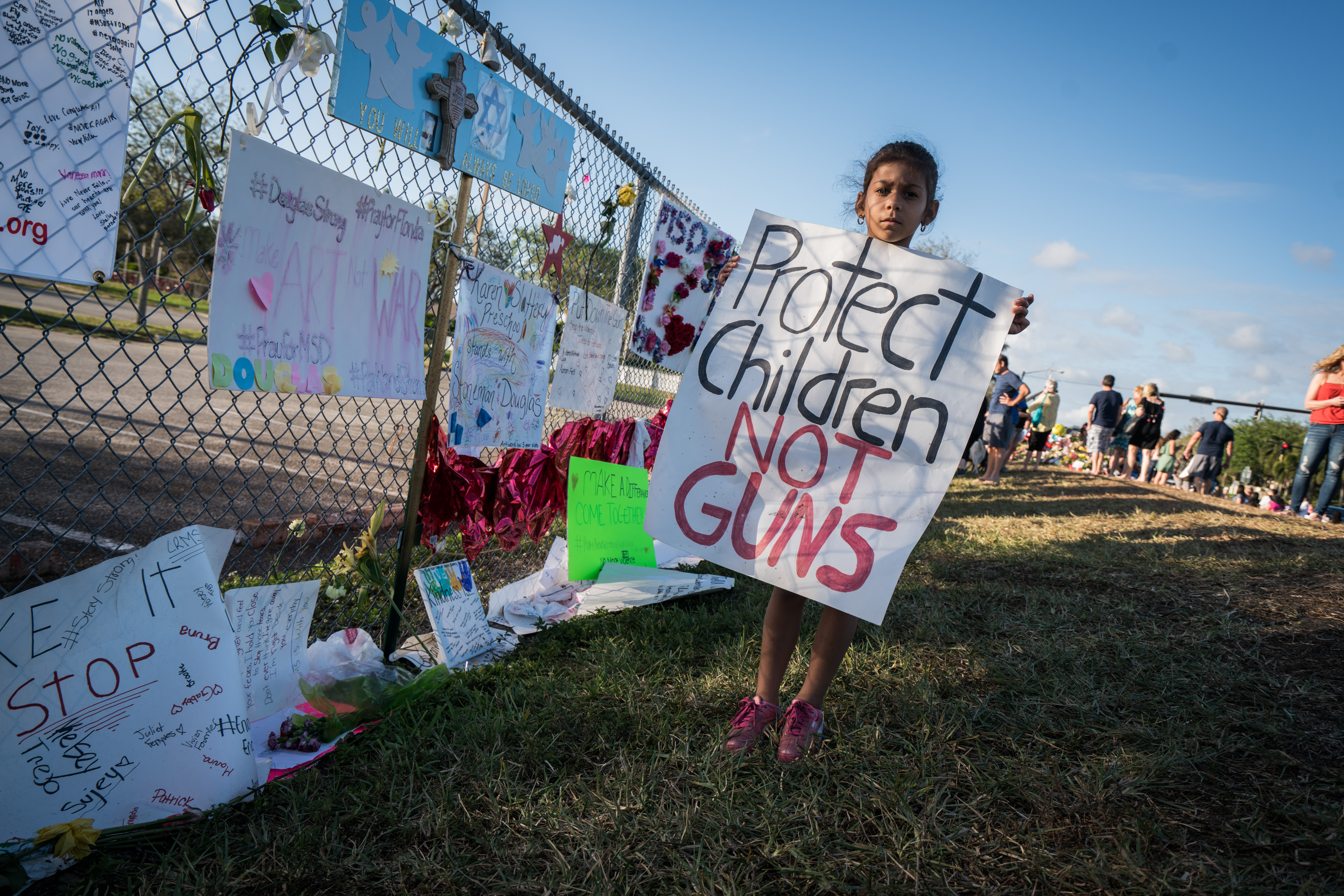 f2027fb4f0 Parkland and Chicago students meet to talk gun violence - Vox