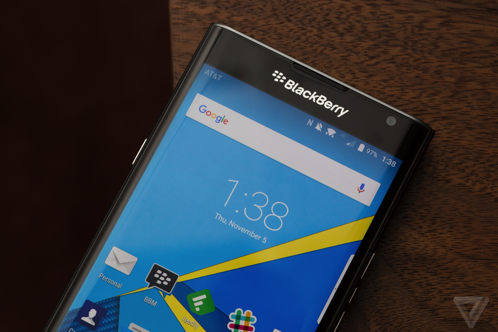 BlackBerry - The Verge