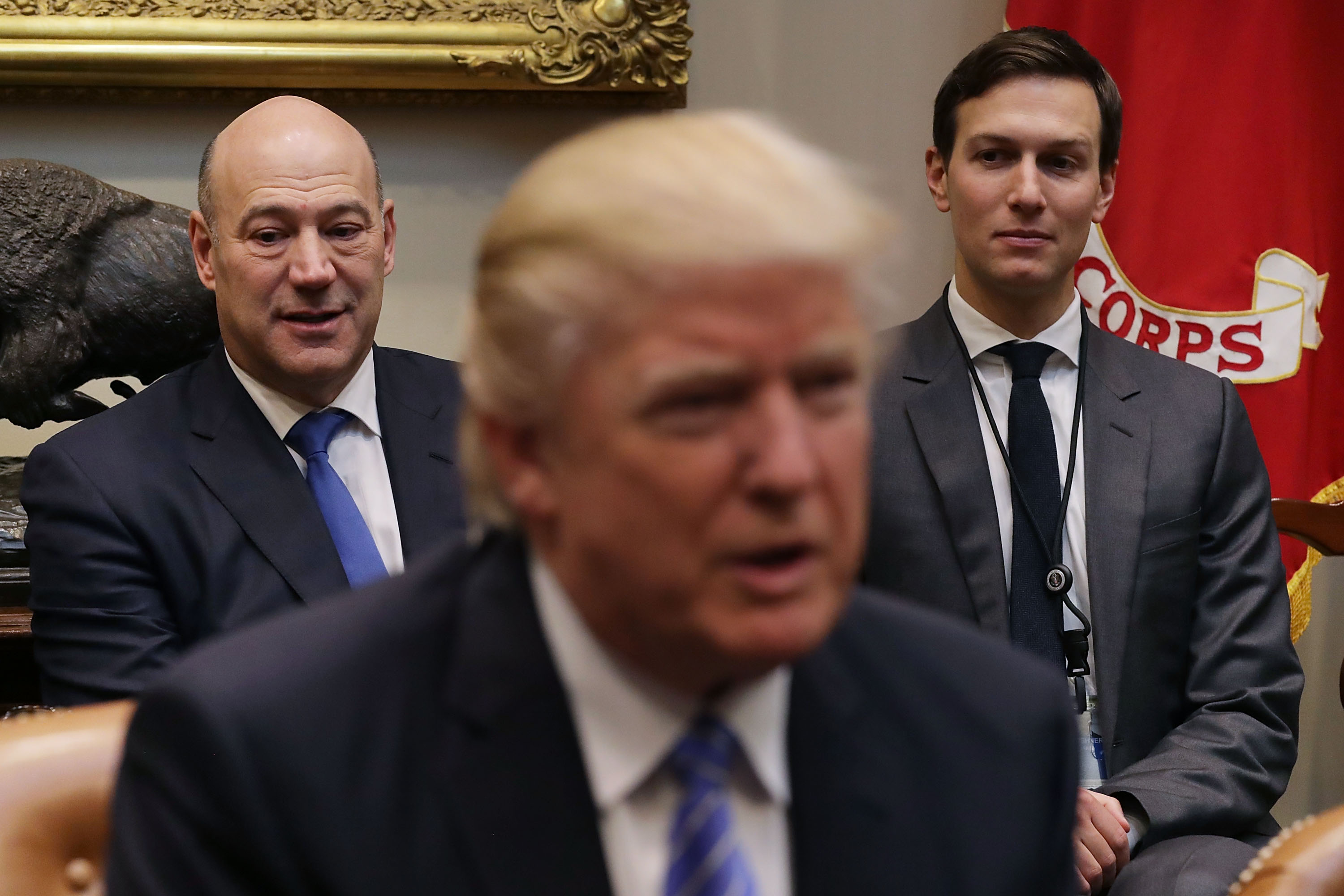 It's not just Gary Cohn. Trump's White House is in a staffing crisis.