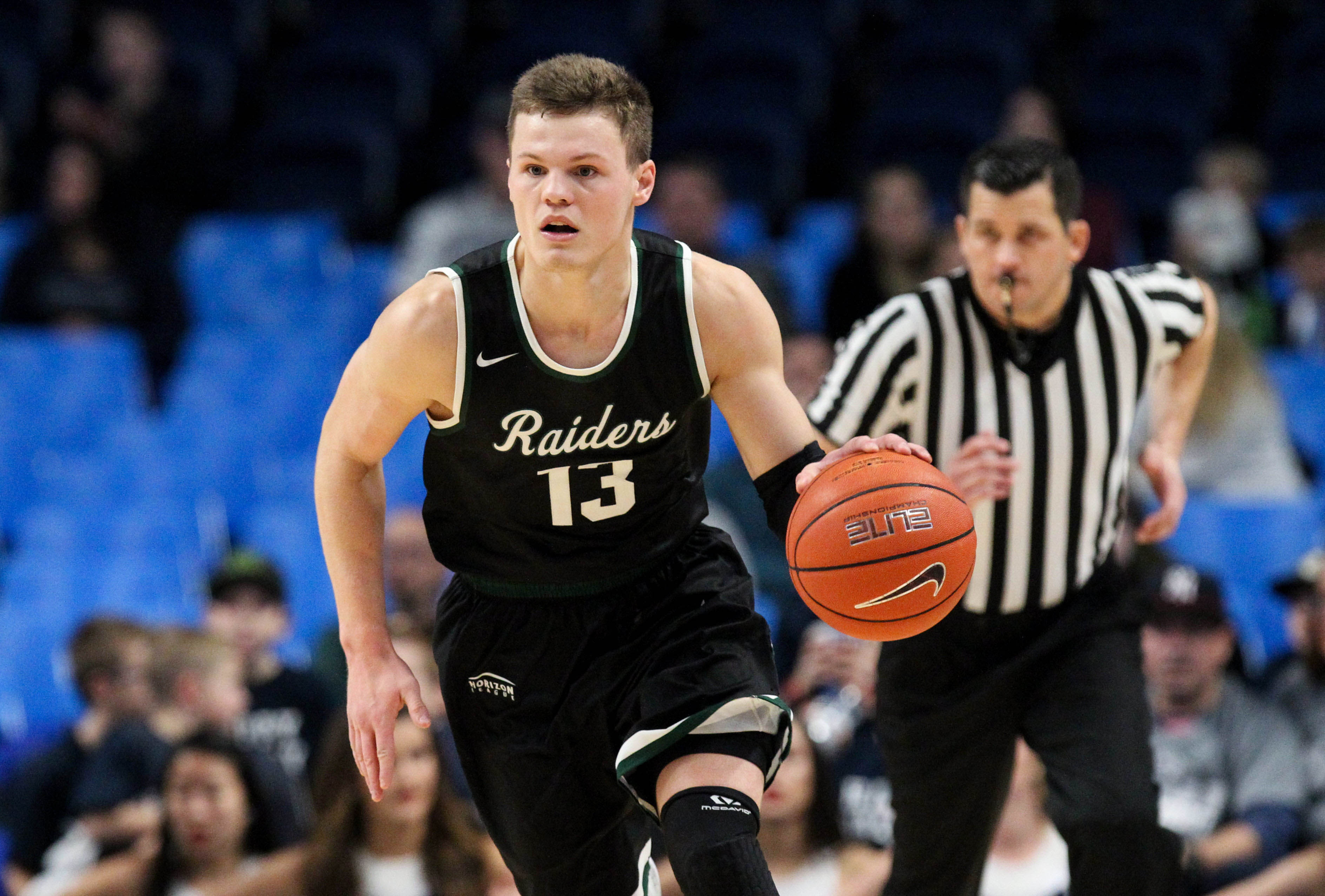 NCAA Basketball: Wright State at Penn State