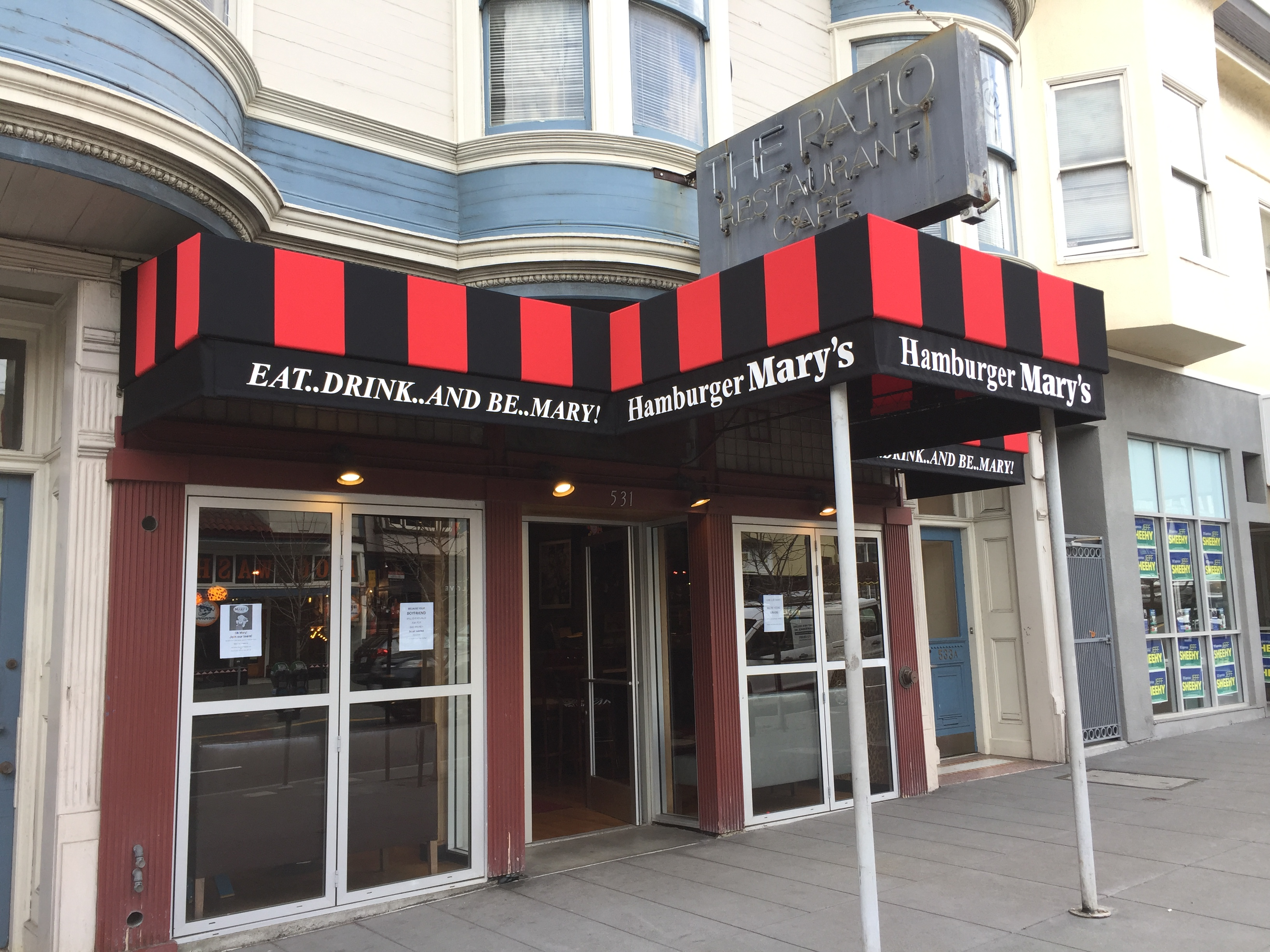 Castro Drag Restaurant Hamburger Mary S Is Finally Actually Opening