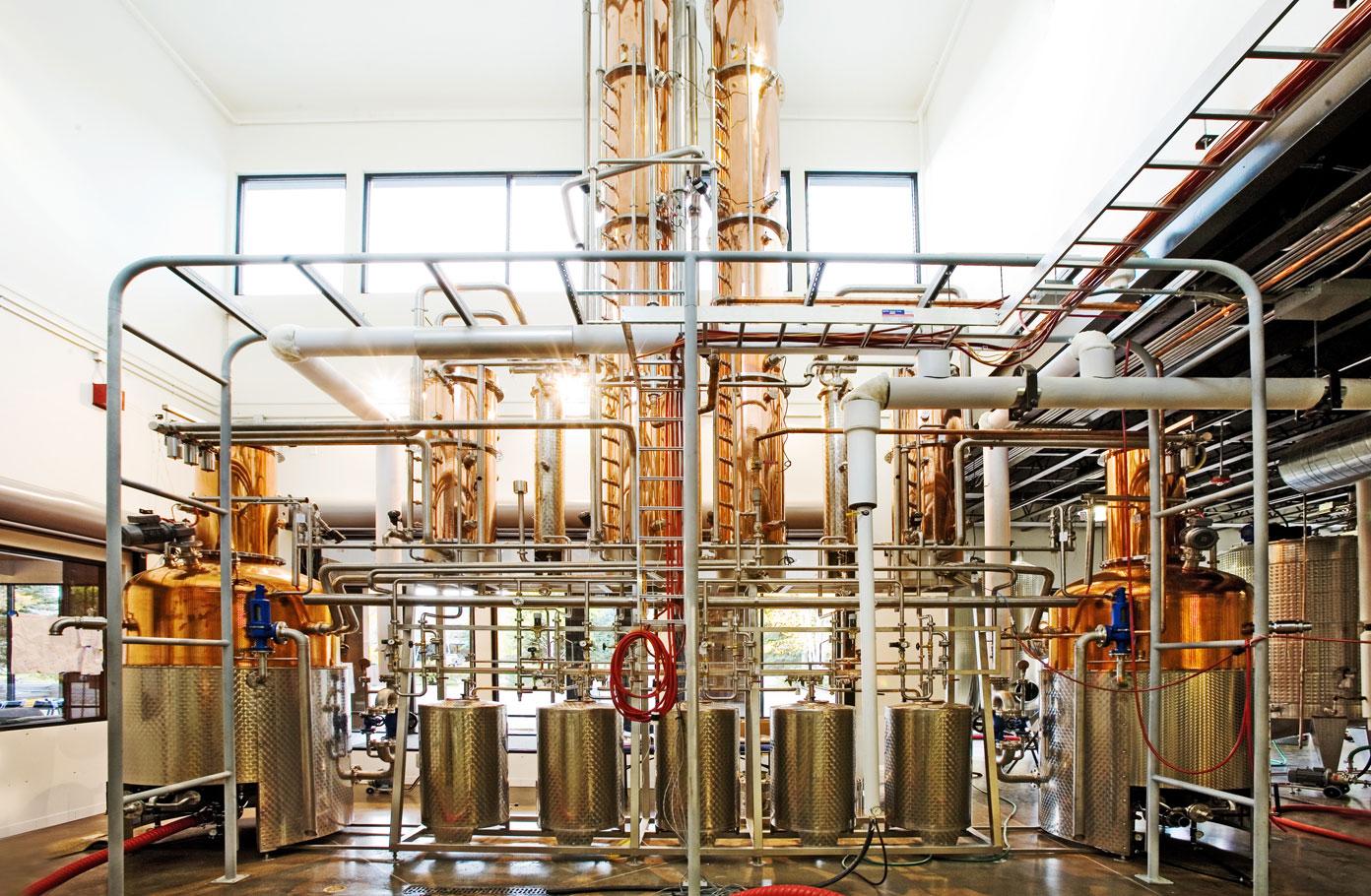 Where to Stop on a Tour of Colorado Distilleries