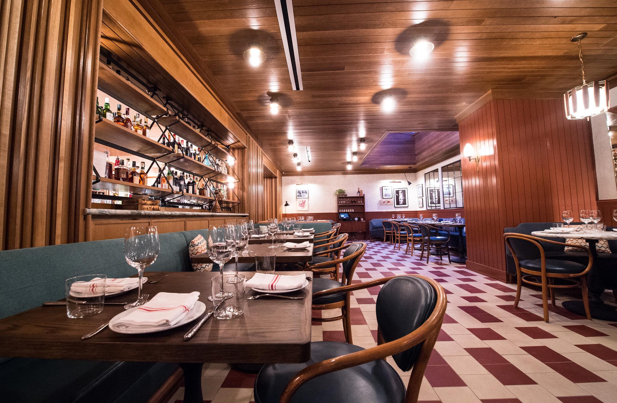 Riviera Cafe Nyc Brunch