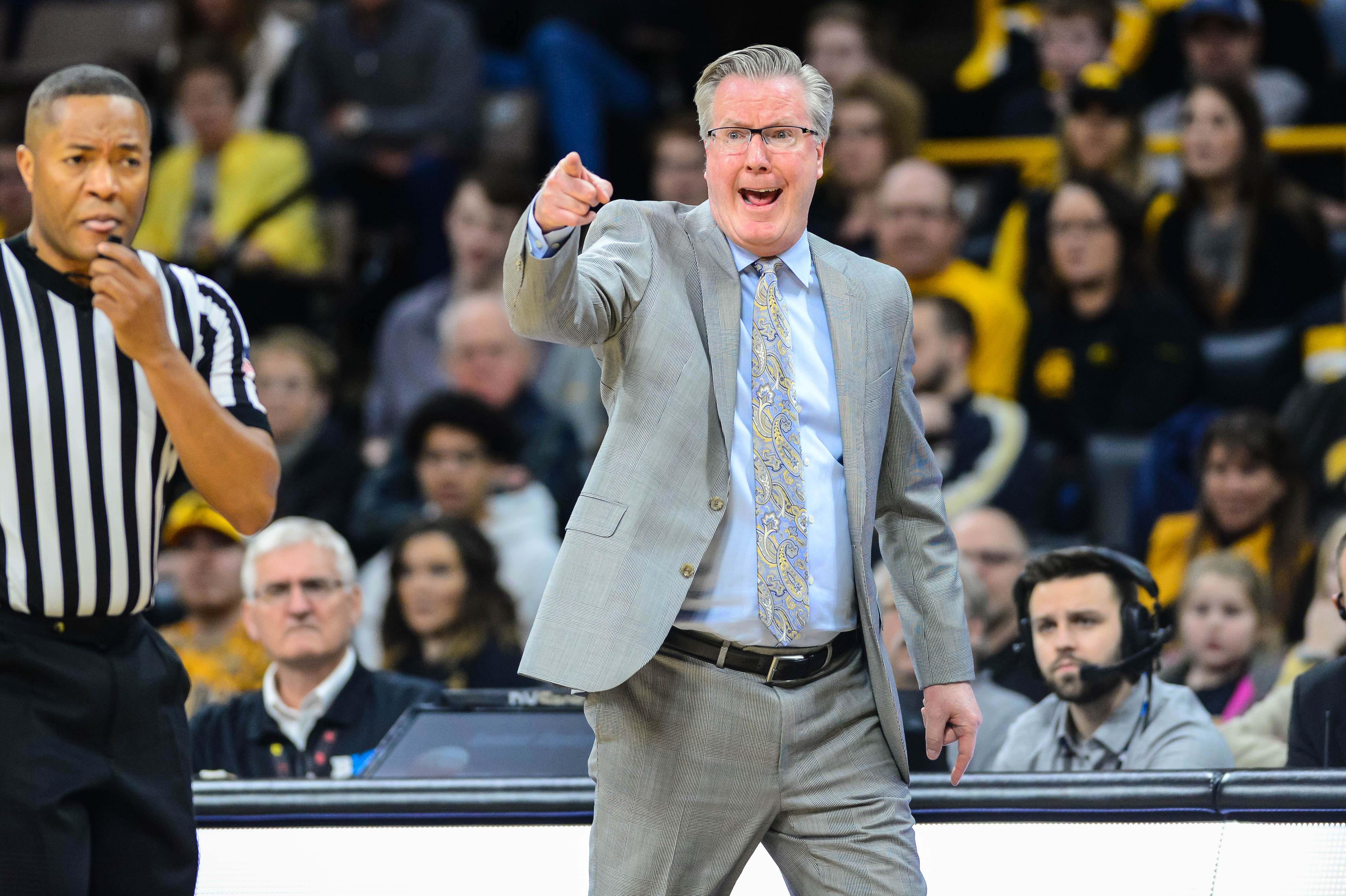 NCAA Basketball: Northwestern at Iowa