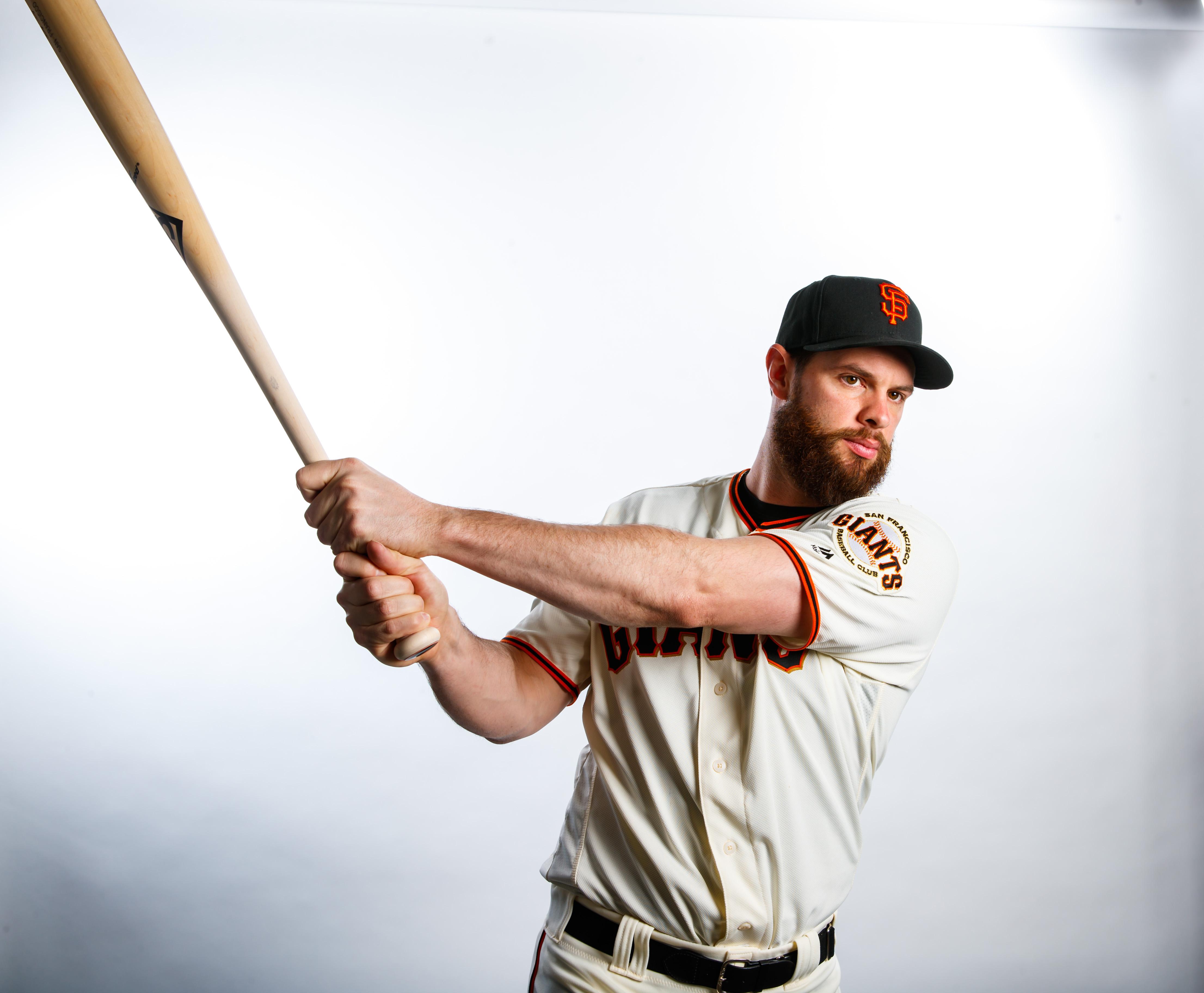 MLB: San Francisco Giants-Media Day