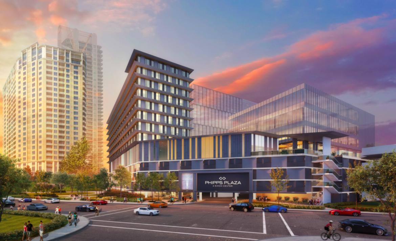 Hotel Near Phipps Plaza Atlanta