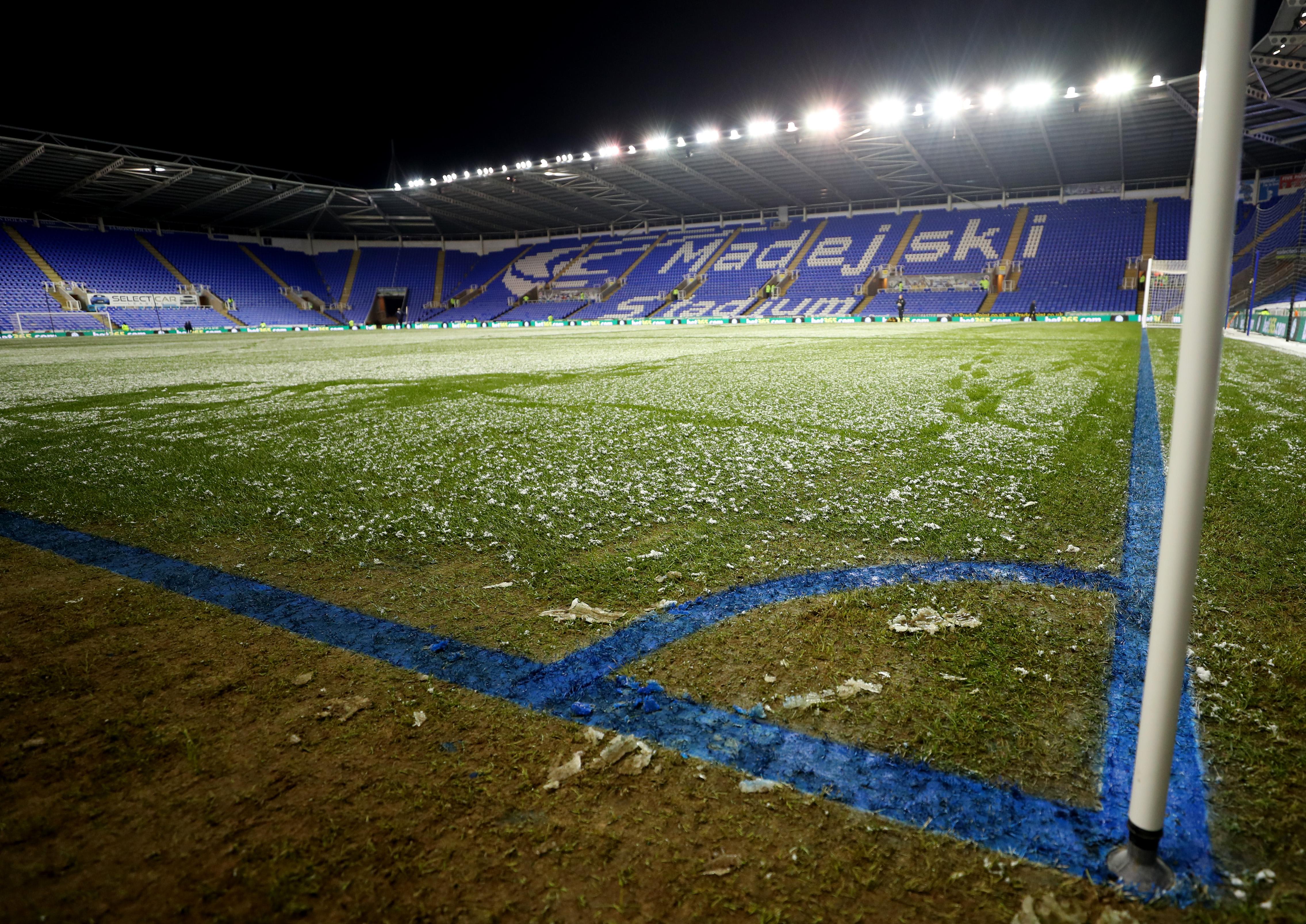 Reading v Sheffield United - Sky Bet Championship