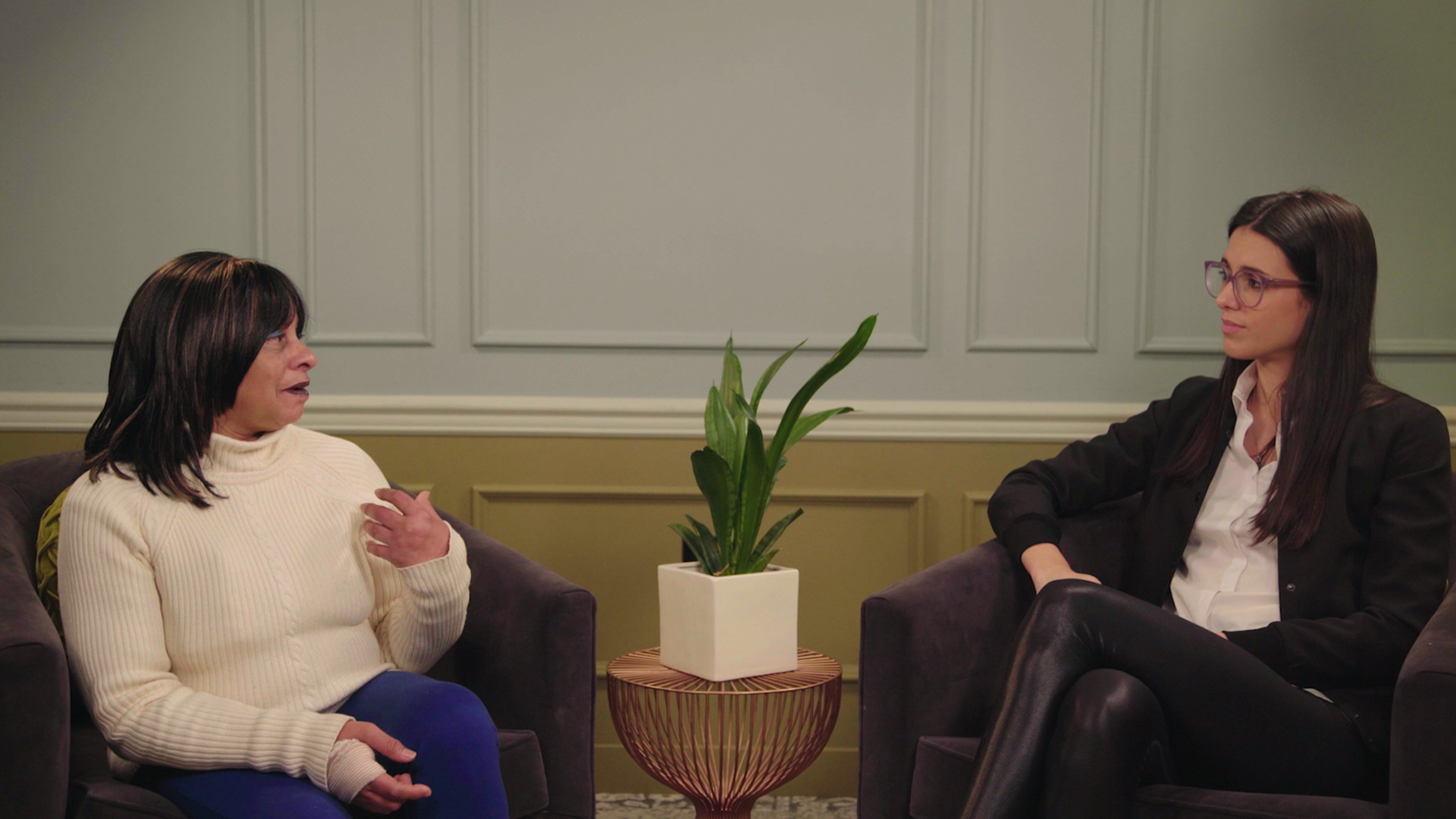 Liz Plank sits down with Valerie Seeley, an incarcerated women's activist