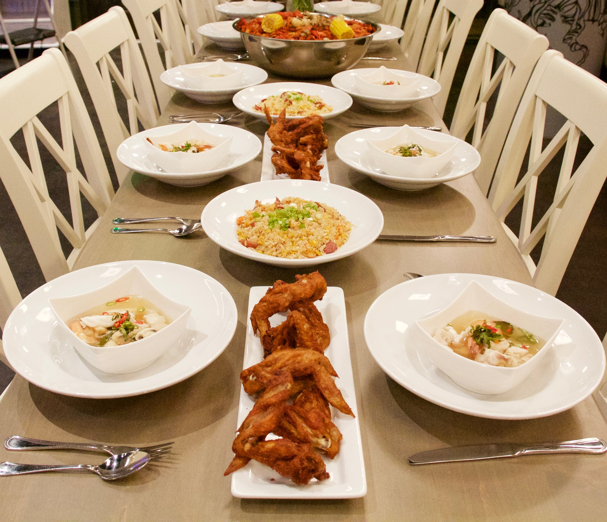 Food from Mandala Kitchen & Bar