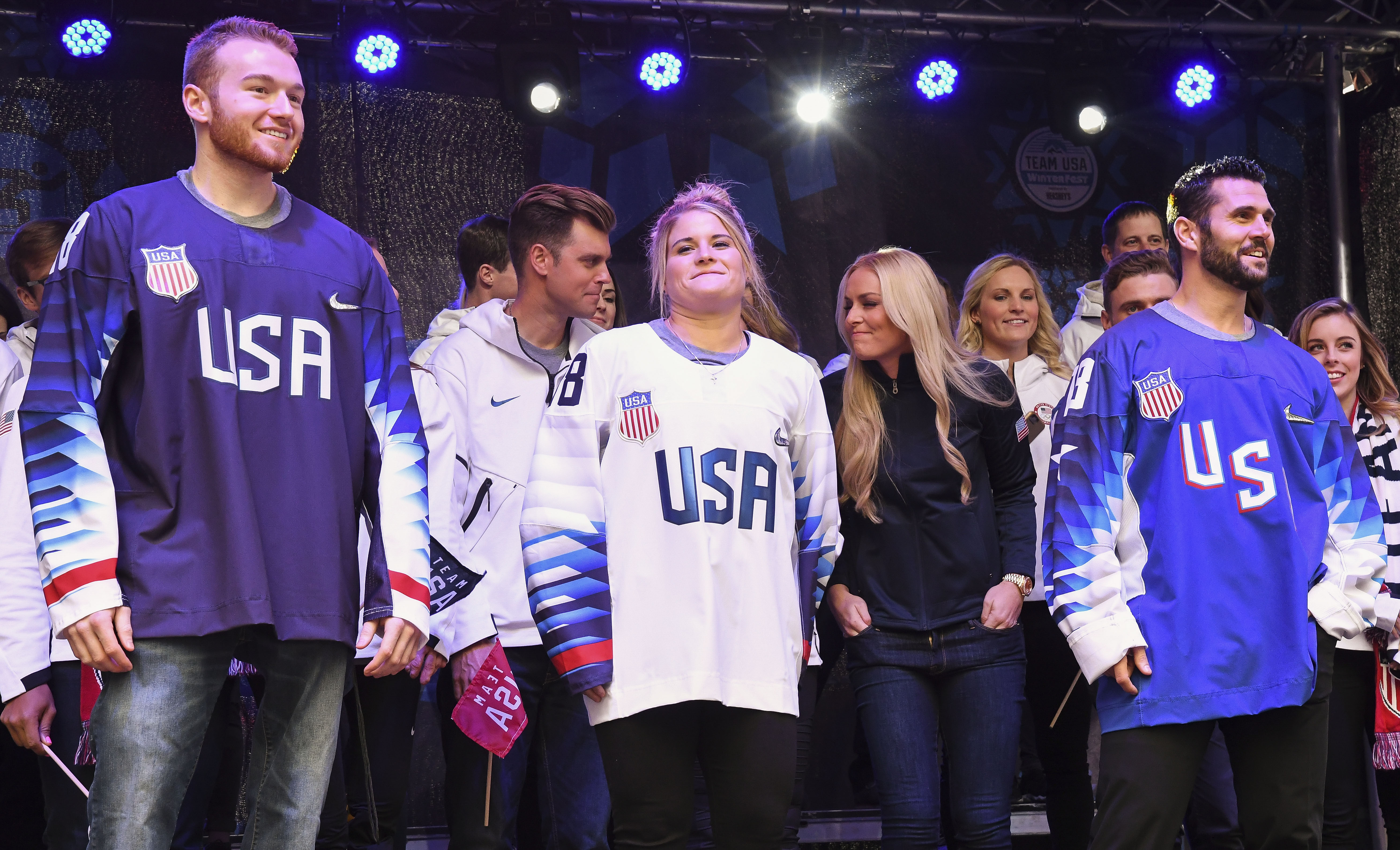 Olympic Preview:  Team USA WinterFest 100 Day Countdown