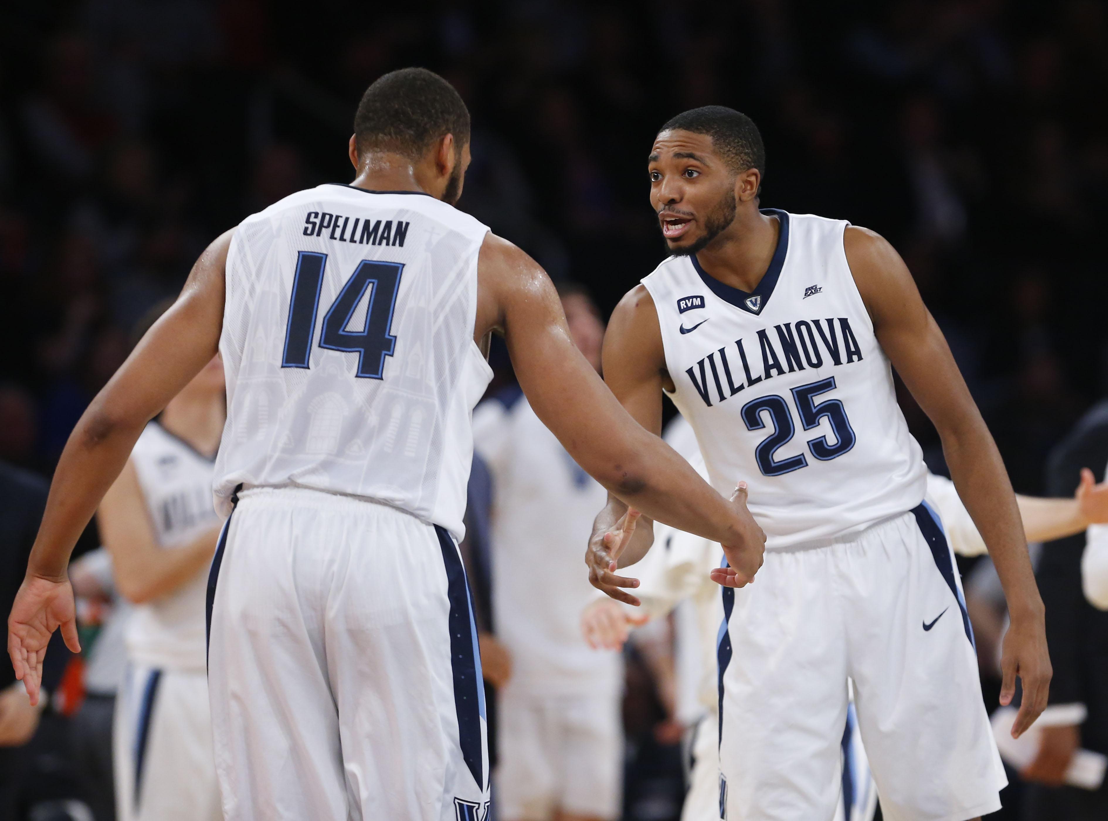 NCAA Basketball: Big East Conference Tournament-Villanova vs Marquette
