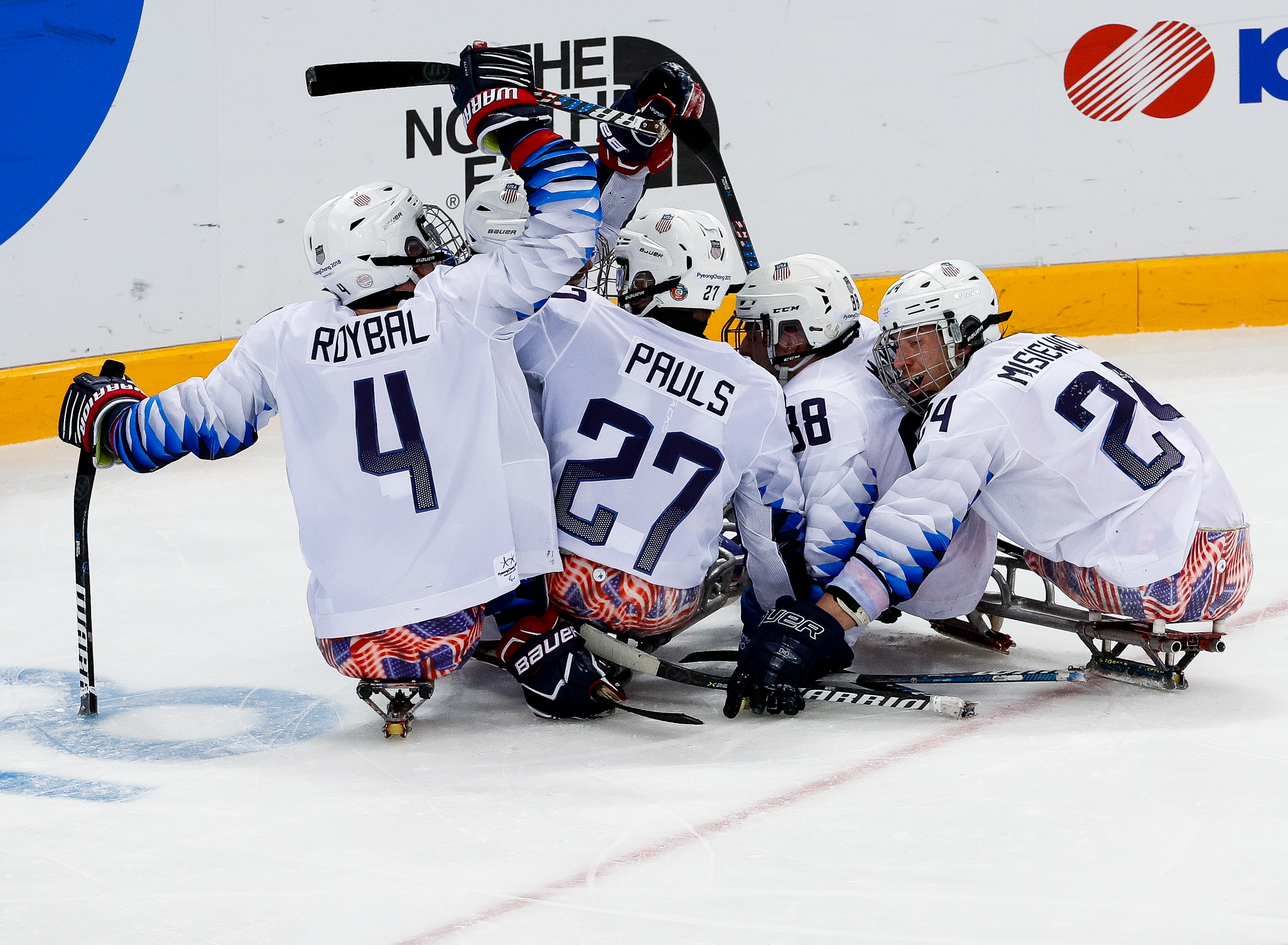 2018 Paralympic Winter Games - Day - 9