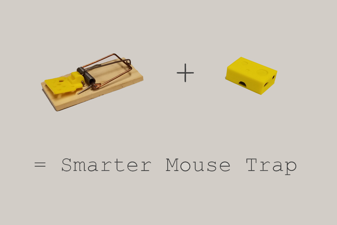 Does This Mouse Trap With Wi Fi Need To Exist