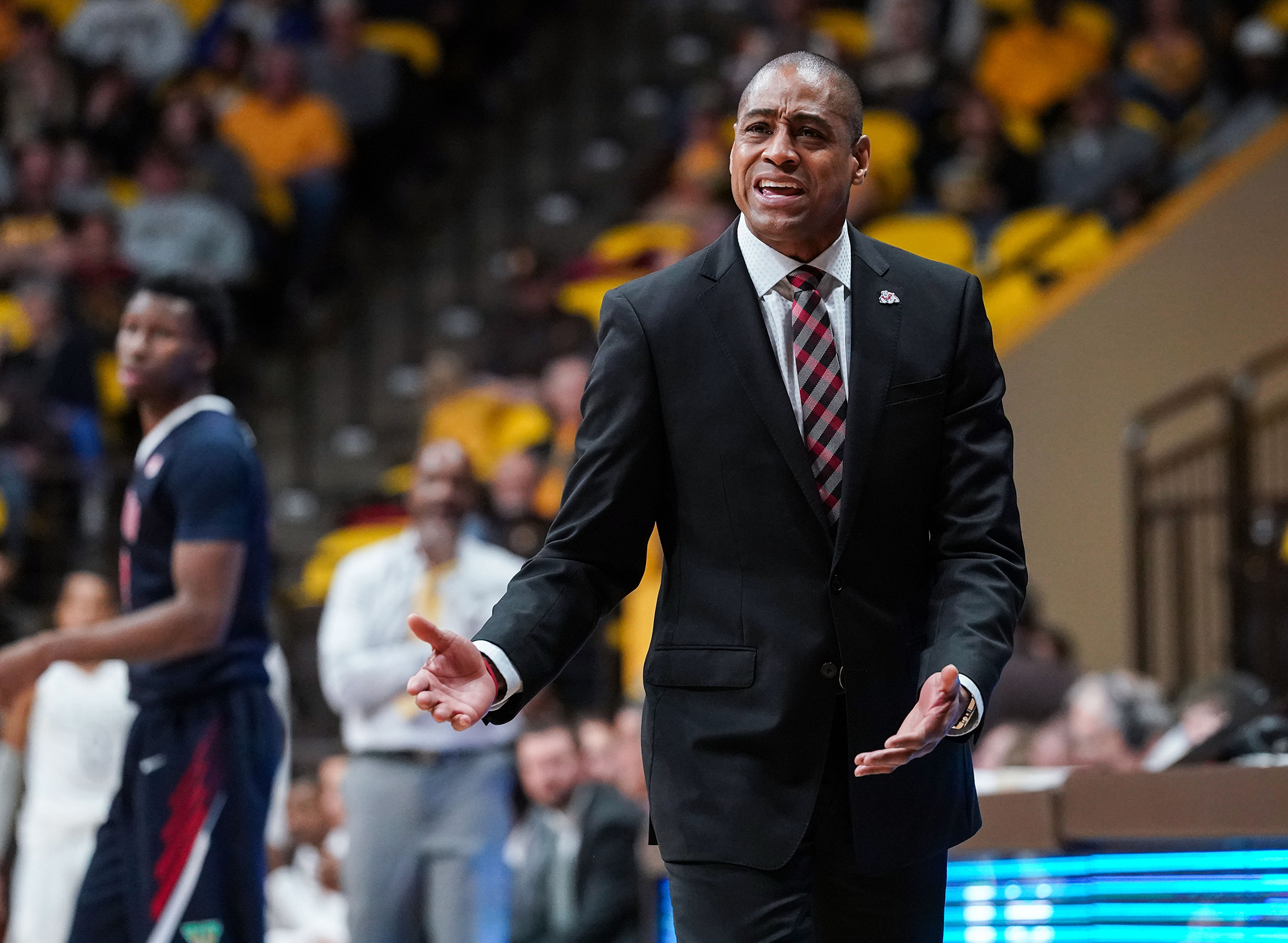 NCAA Basketball: Fresno State at Wyoming