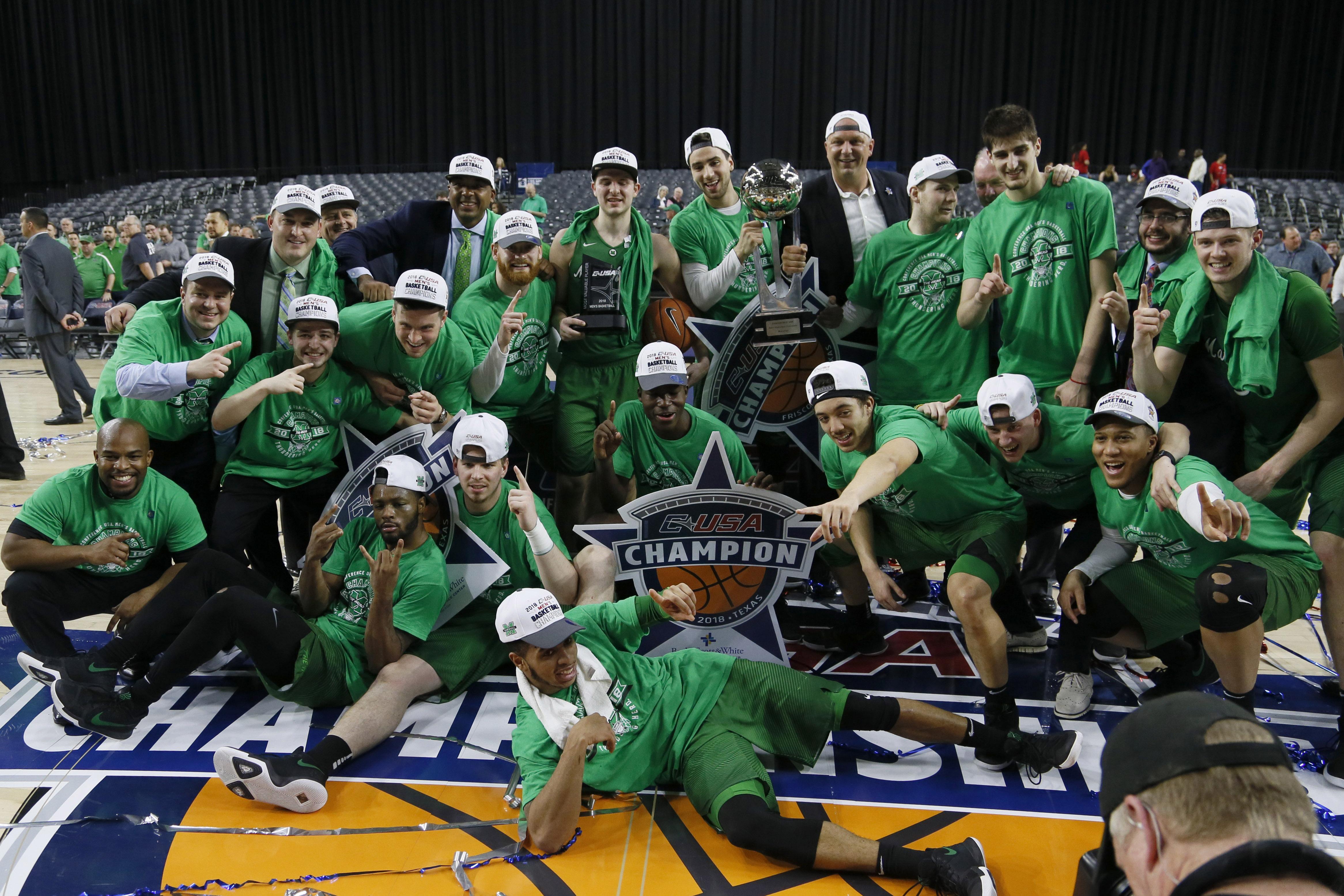 NCAA Basketball: Conference USA Tournament Final-Marshall vs Western Kentucky