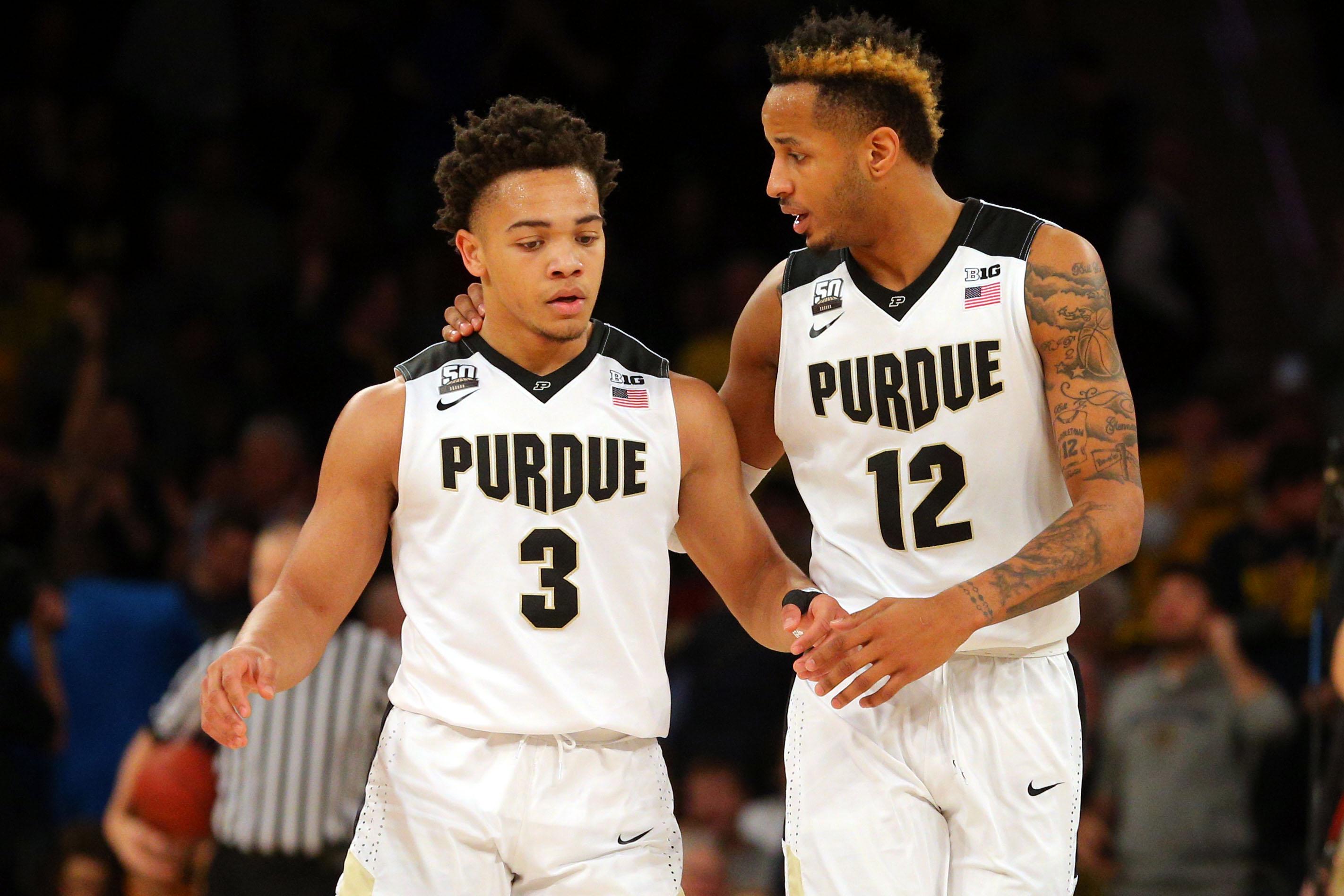 purdue men s basketball
