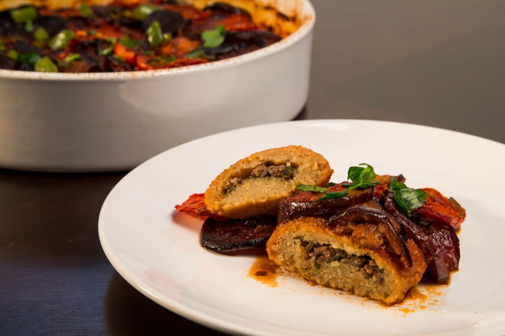 Eggplant casserole from Baiti Food