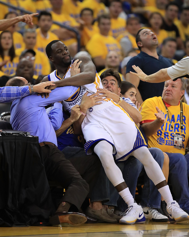 Utah Jazz v Golden State Warriors - Game One