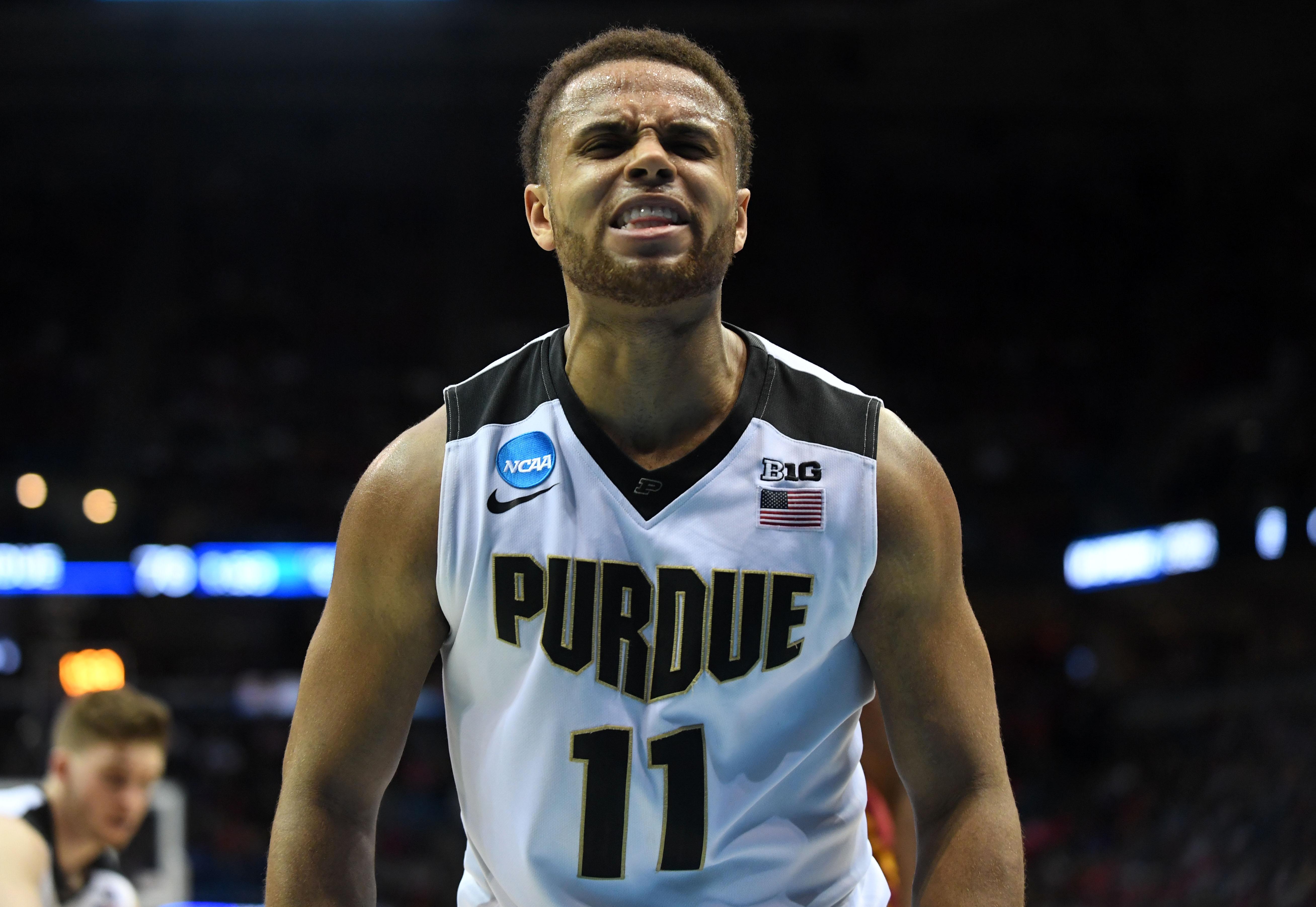 NCAA Basketball: NCAA Tournament-Second Round-Purdue vs Iowa State