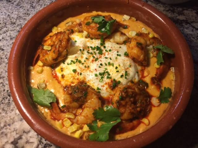 Dish at Gustazo Cuban Restaurant & Cafe