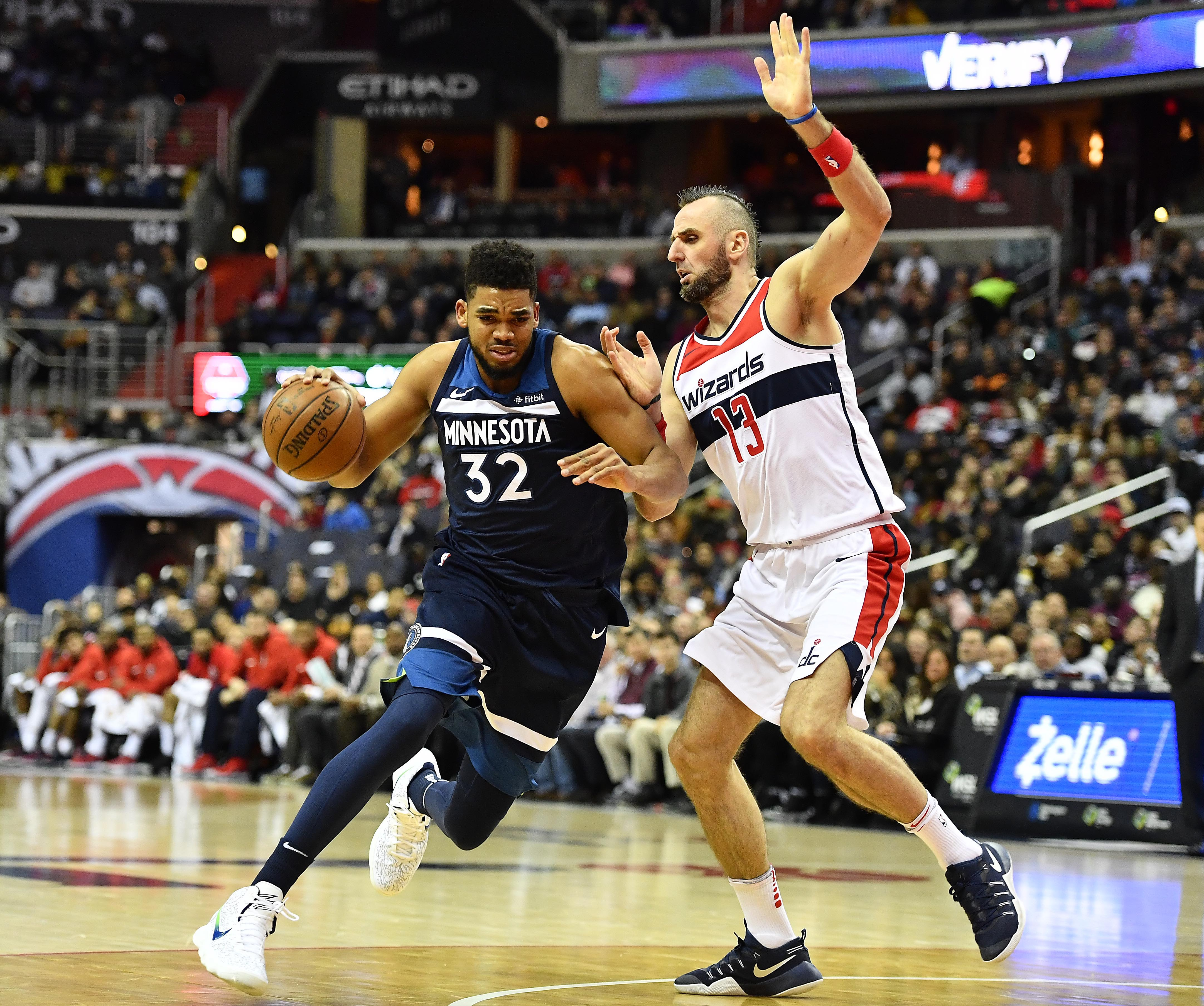 Nuggets Fall In Overtime To Wizards: Washington Wizards Recaps