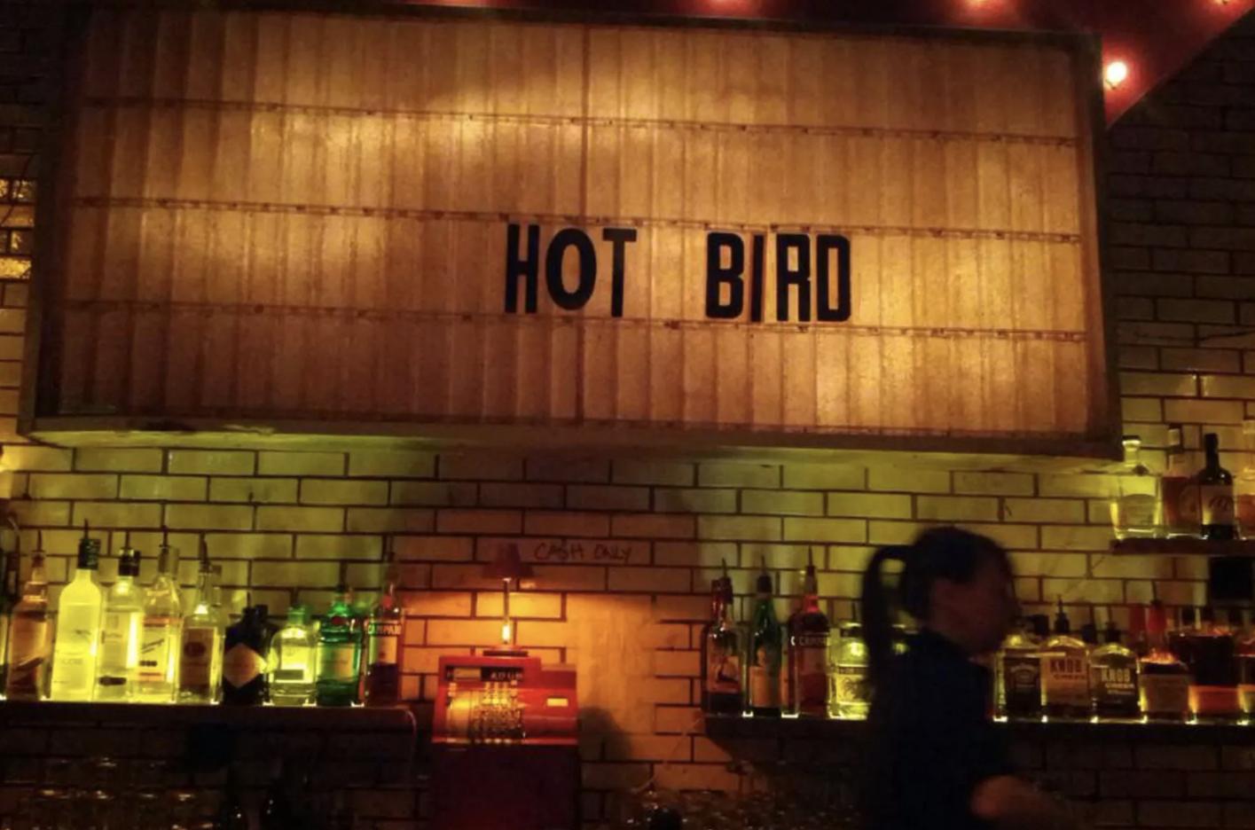 Hot Bird