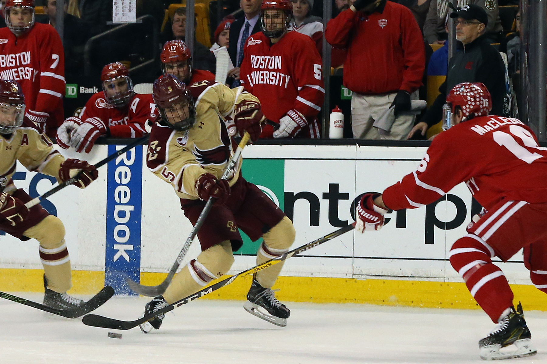 Hockey East: Tournament Semifinals - Odds, Point Spreads, Over/Under
