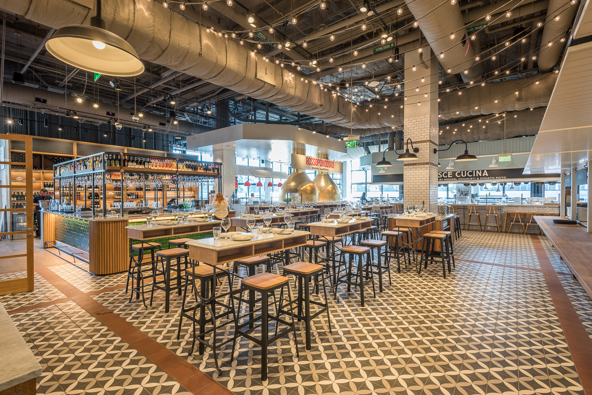 Eataly's Rooftop Restaurant With a Wood-Burning Grill Opens This Month