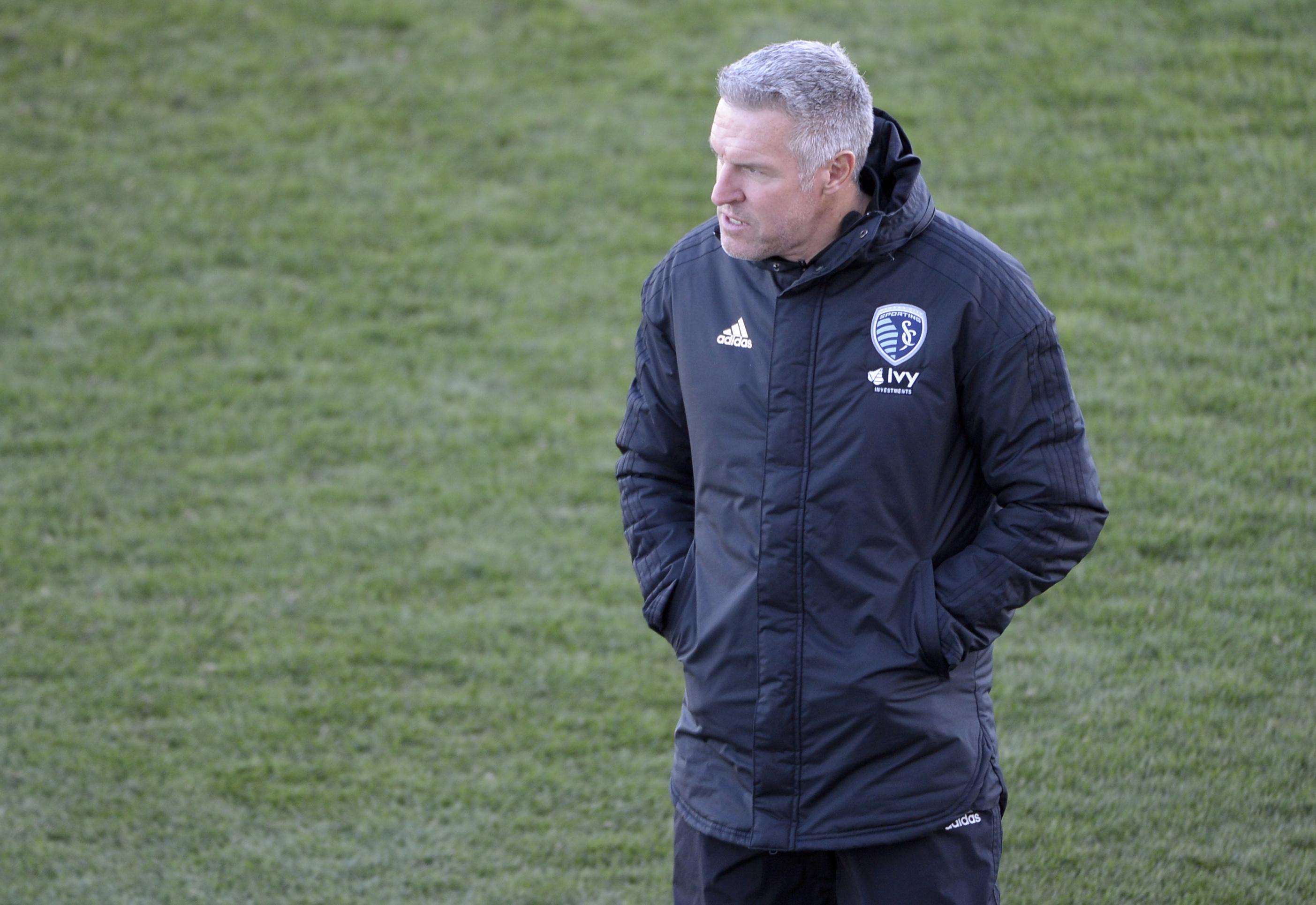 MLS: Portland Timbers vs Sporting Kansas City