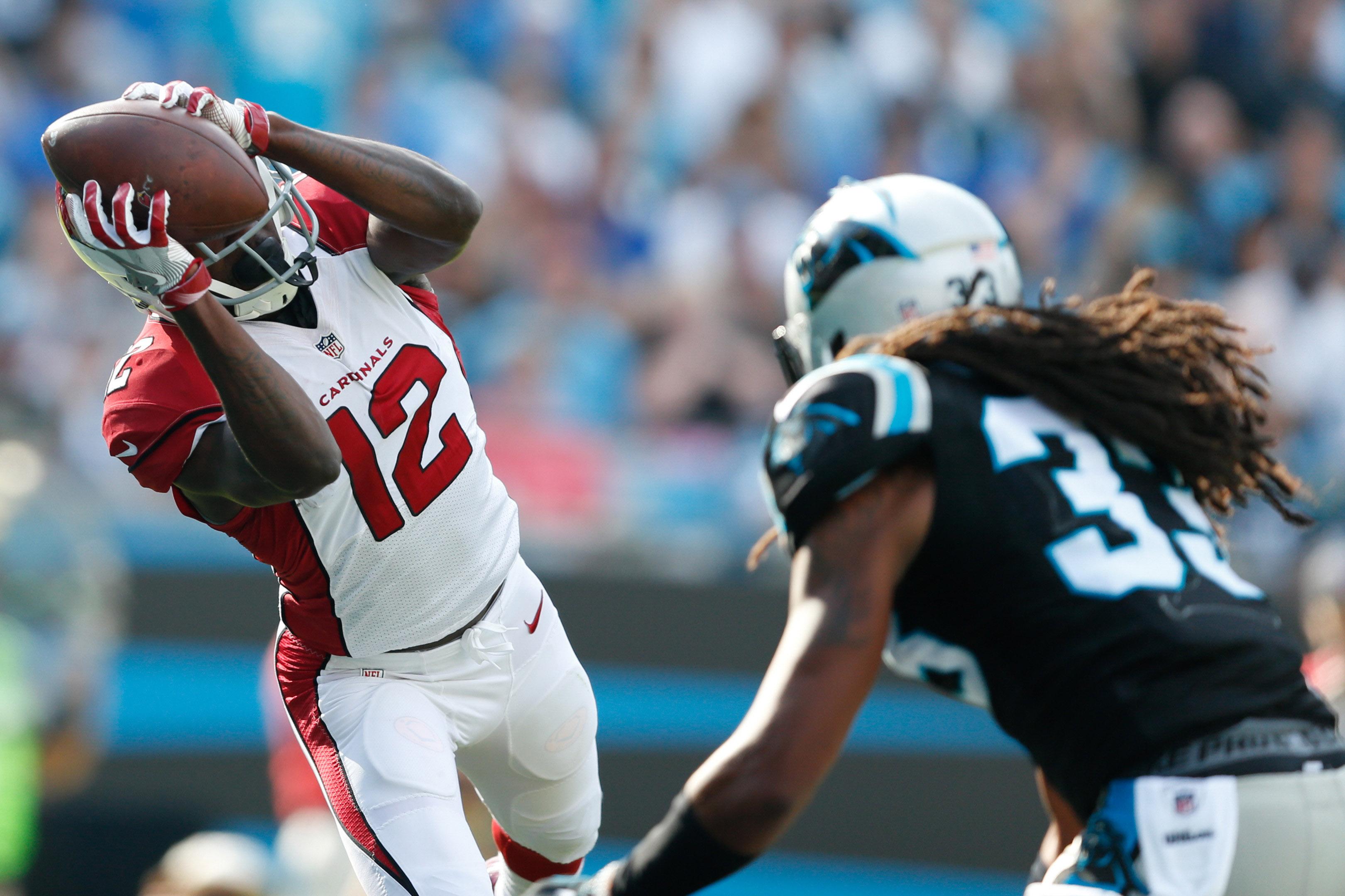 NFL: Arizona Cardinals at Carolina Panthers
