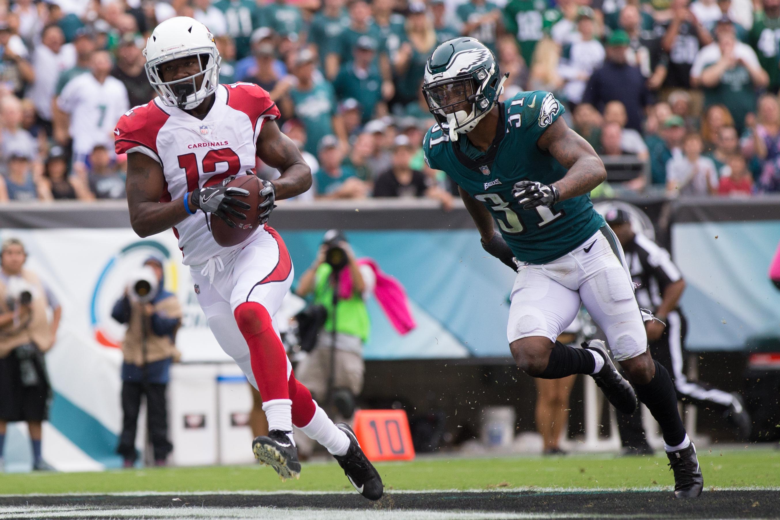 NFL: Arizona Cardinals at Philadelphia Eagles