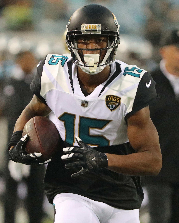 Carolina Panthers v Jacksonville Jaguars