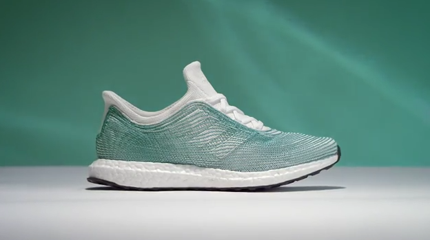 See How Adidas Made Its Recycled Ocean Plastic Sneakers