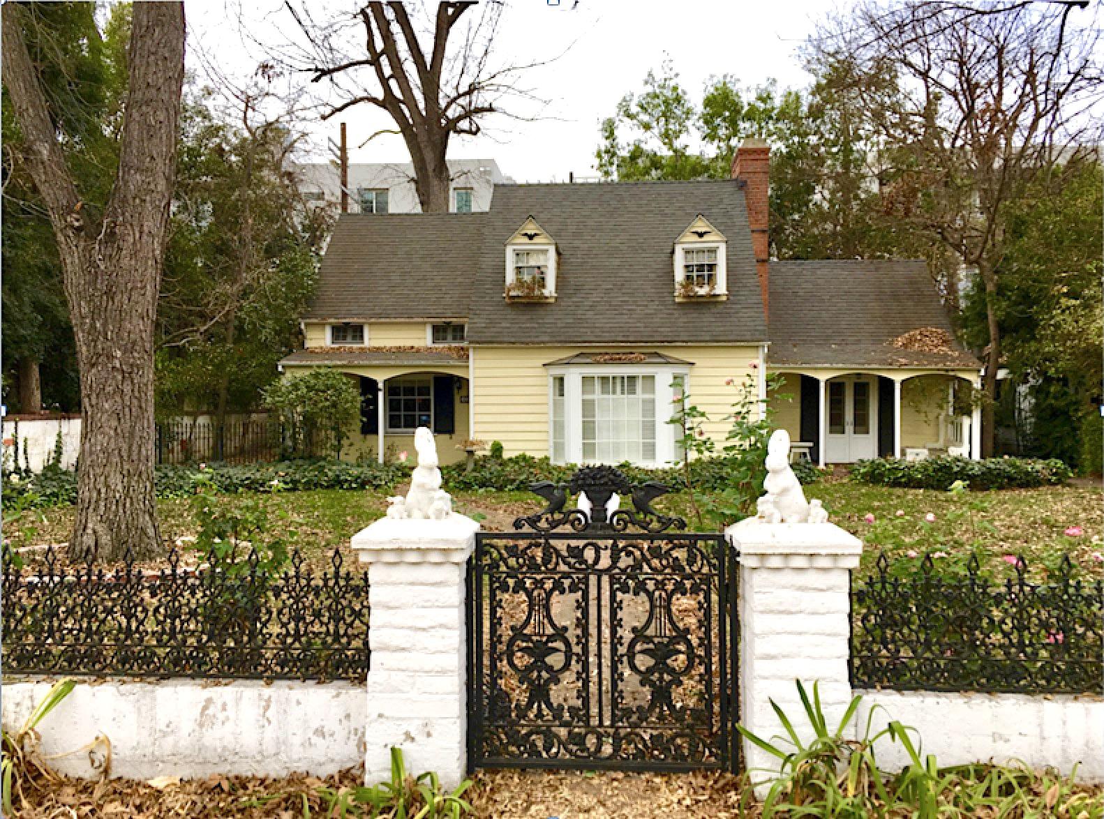 Albert Zwebell house