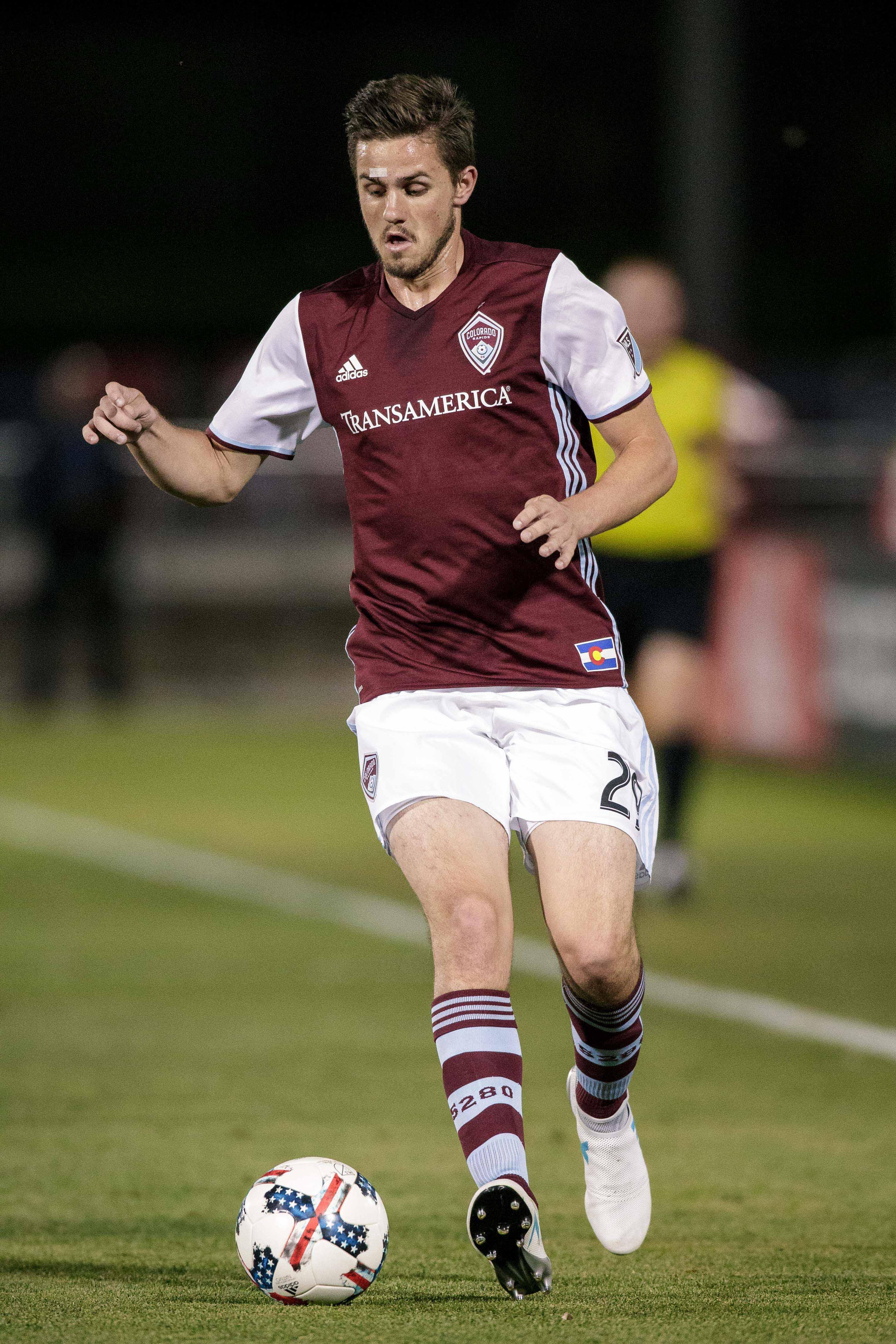MLS: Portland Timbers at Colorado Rapids