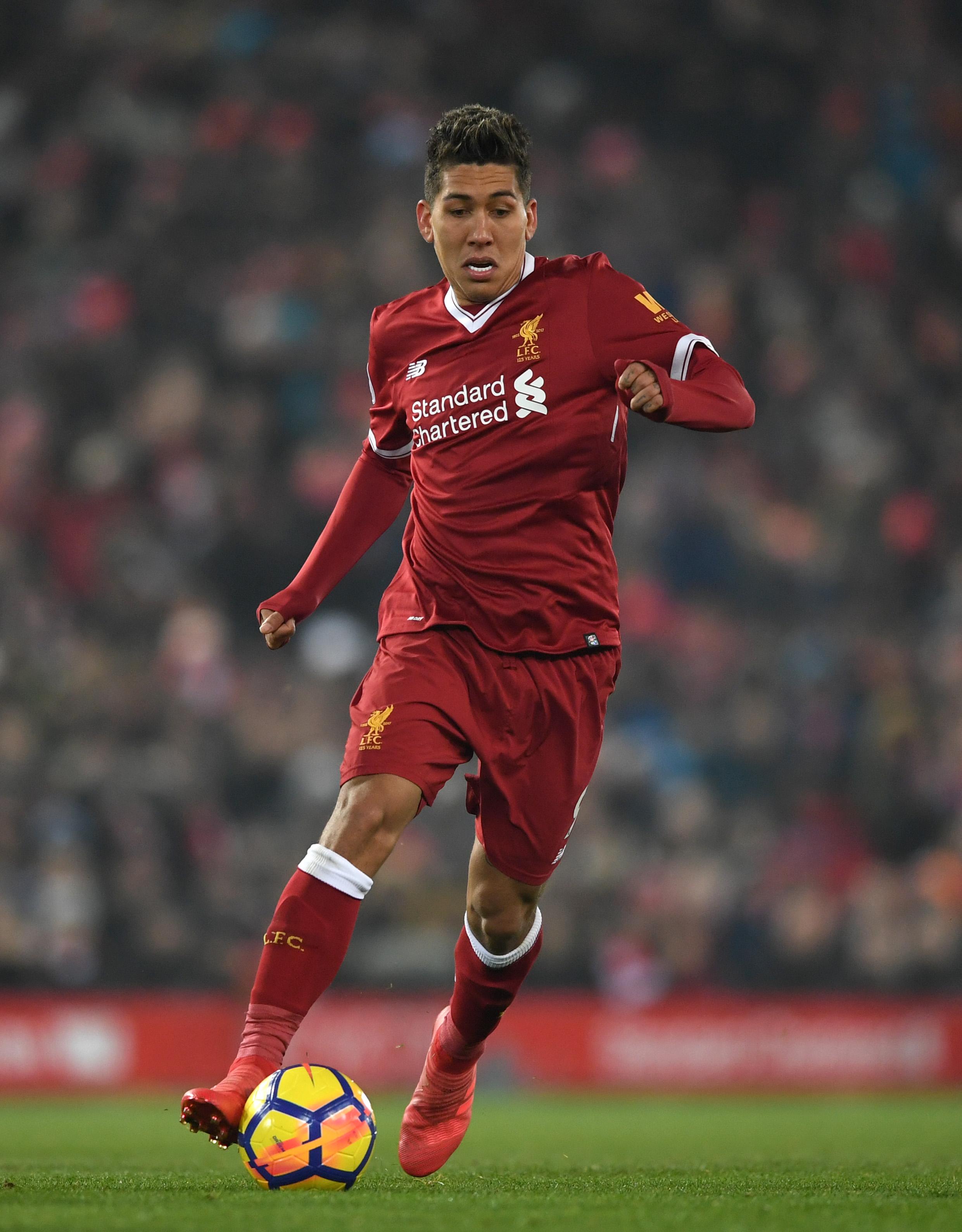 Roberto Firmino - Liverpool - Premier League