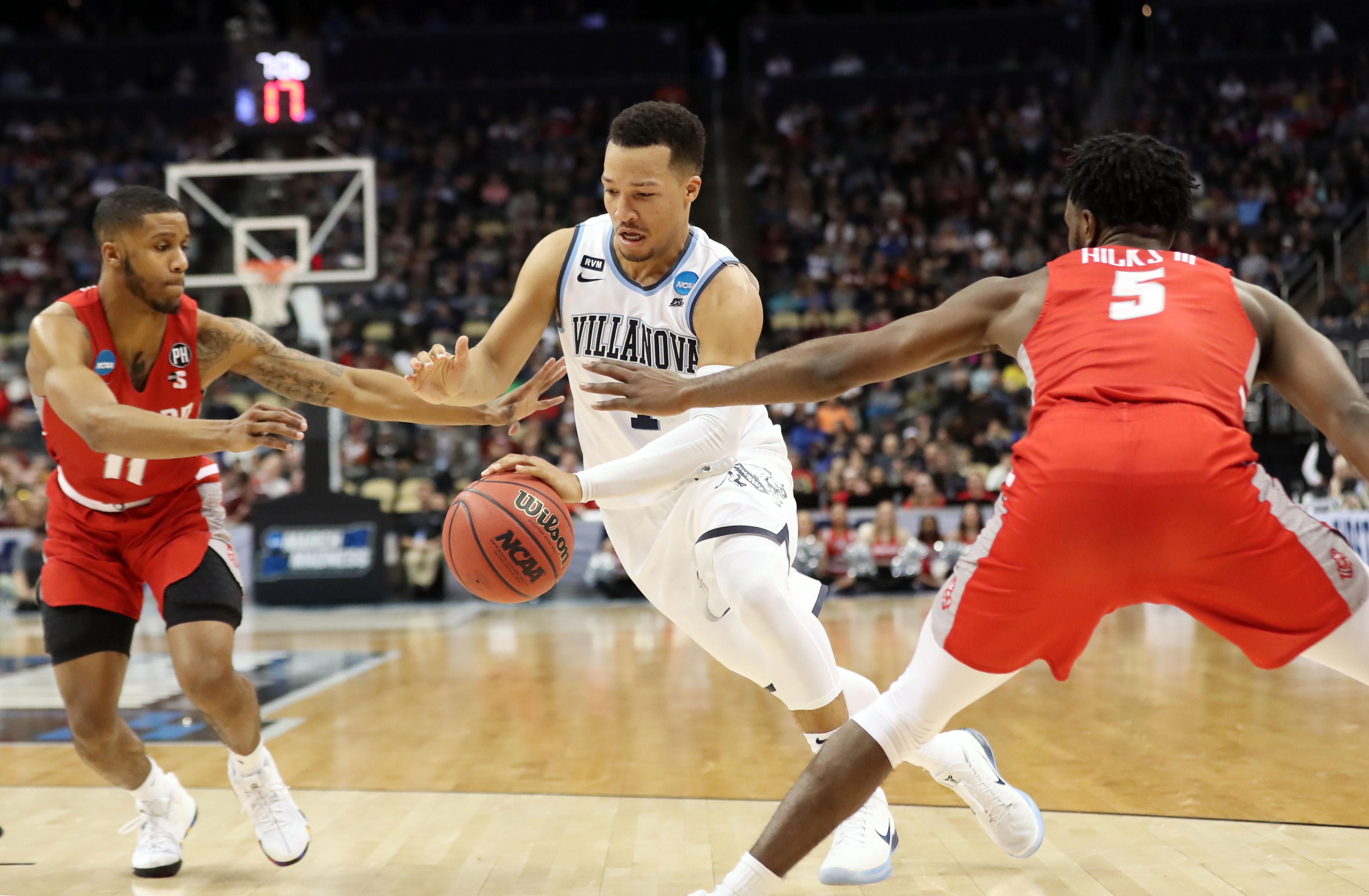 NCAA Basketball: NCAA Tournament-First Round-Villanova vs Radford