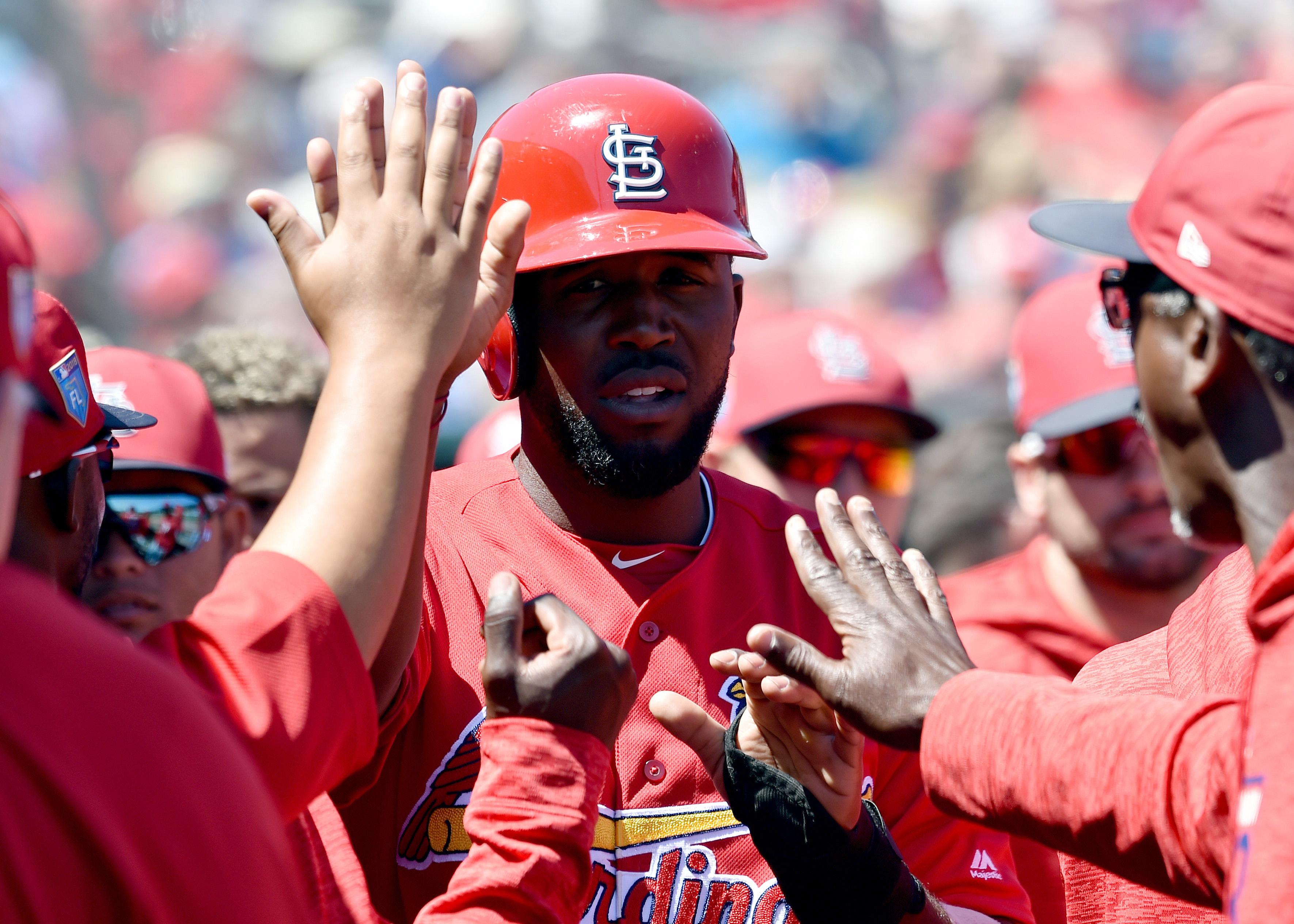MLB: Spring Training-St. Louis Cardinals at Miami Marlins