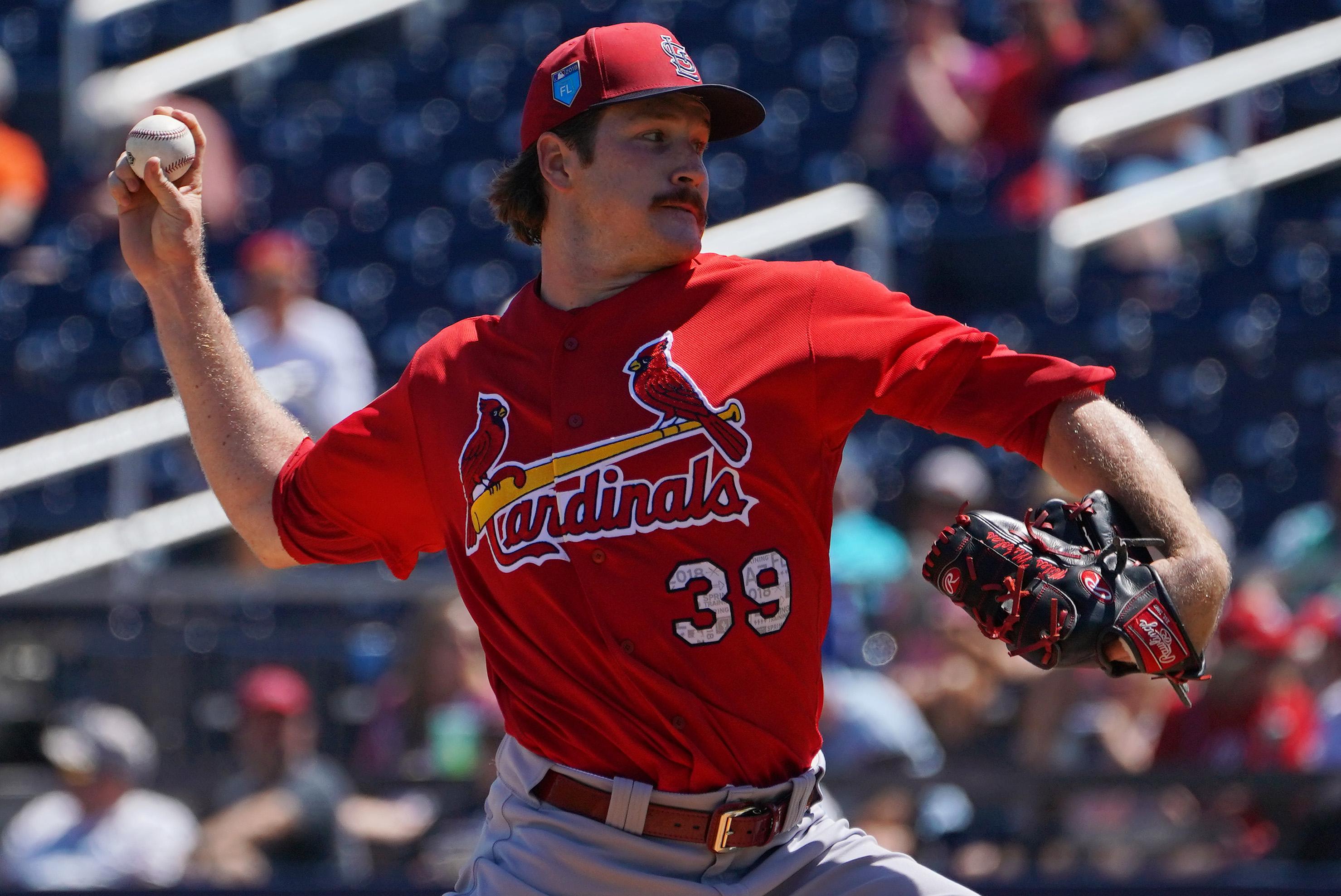 MLB: Spring Training-St. Louis Cardinals at Washington Nationals