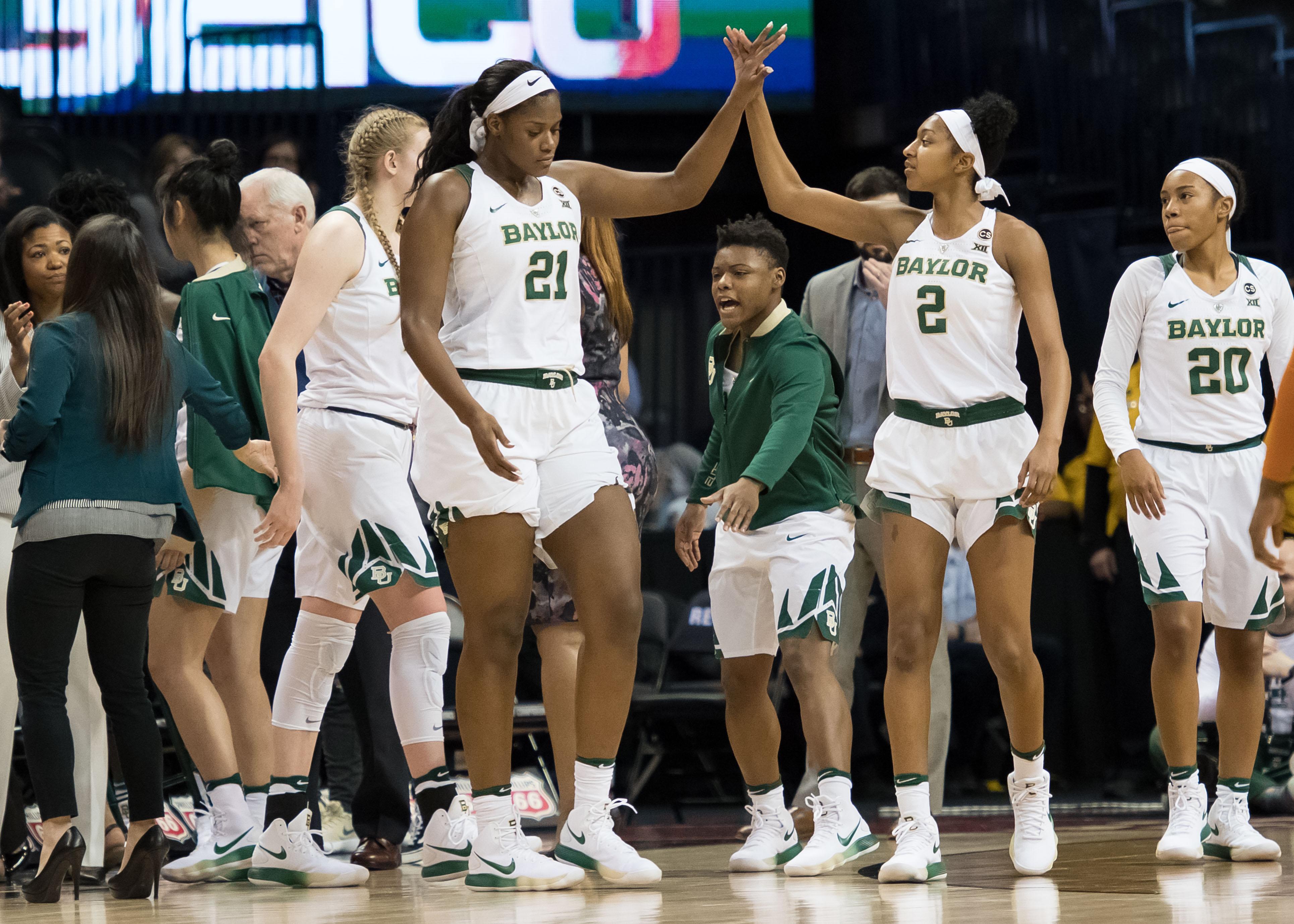 NCAA Womens Basketball: Big 12 Conference Tournament - Championship Game