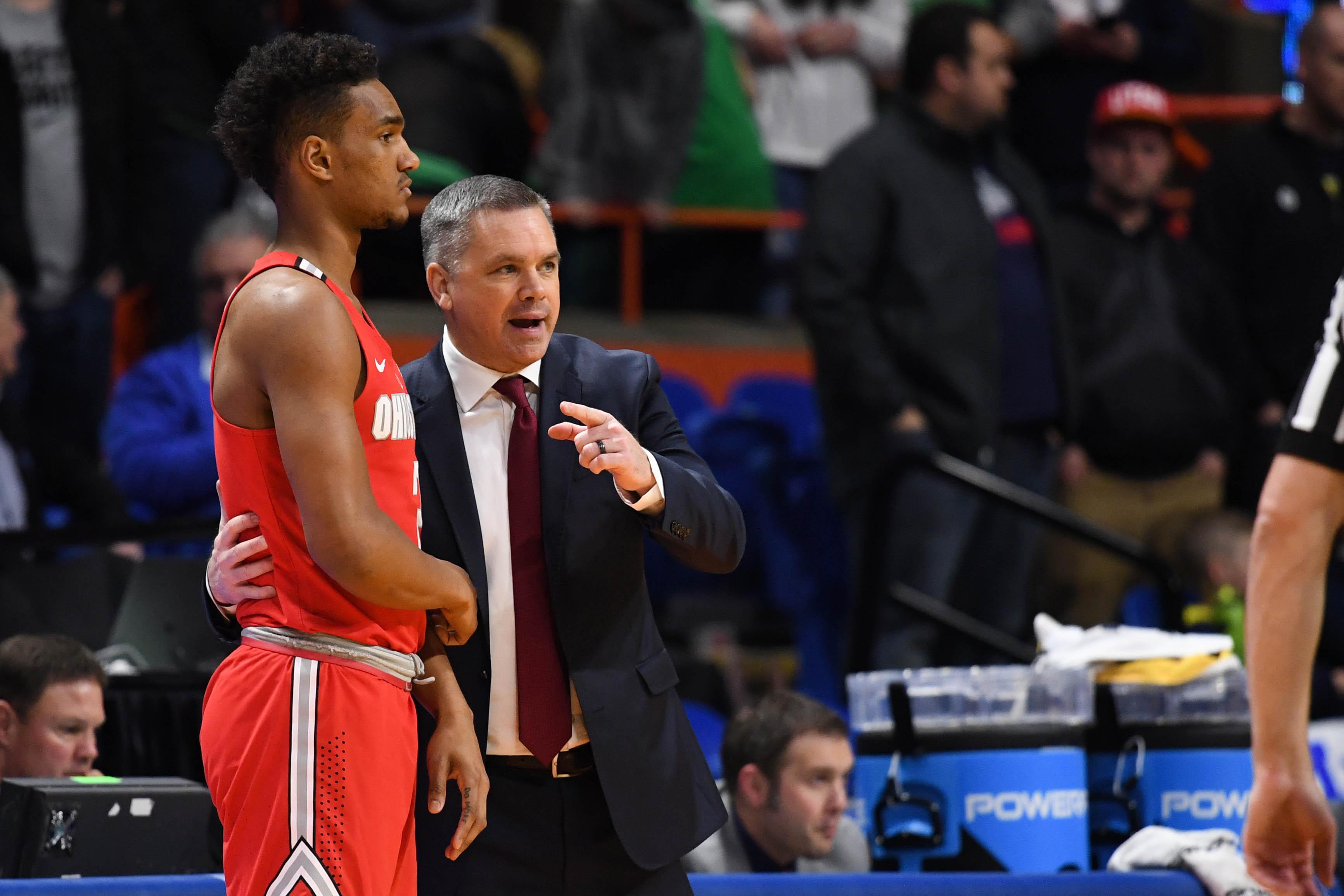 NCAA Basketball: NCAA Tournament-Second Round-Ohio State vs Gonzaga