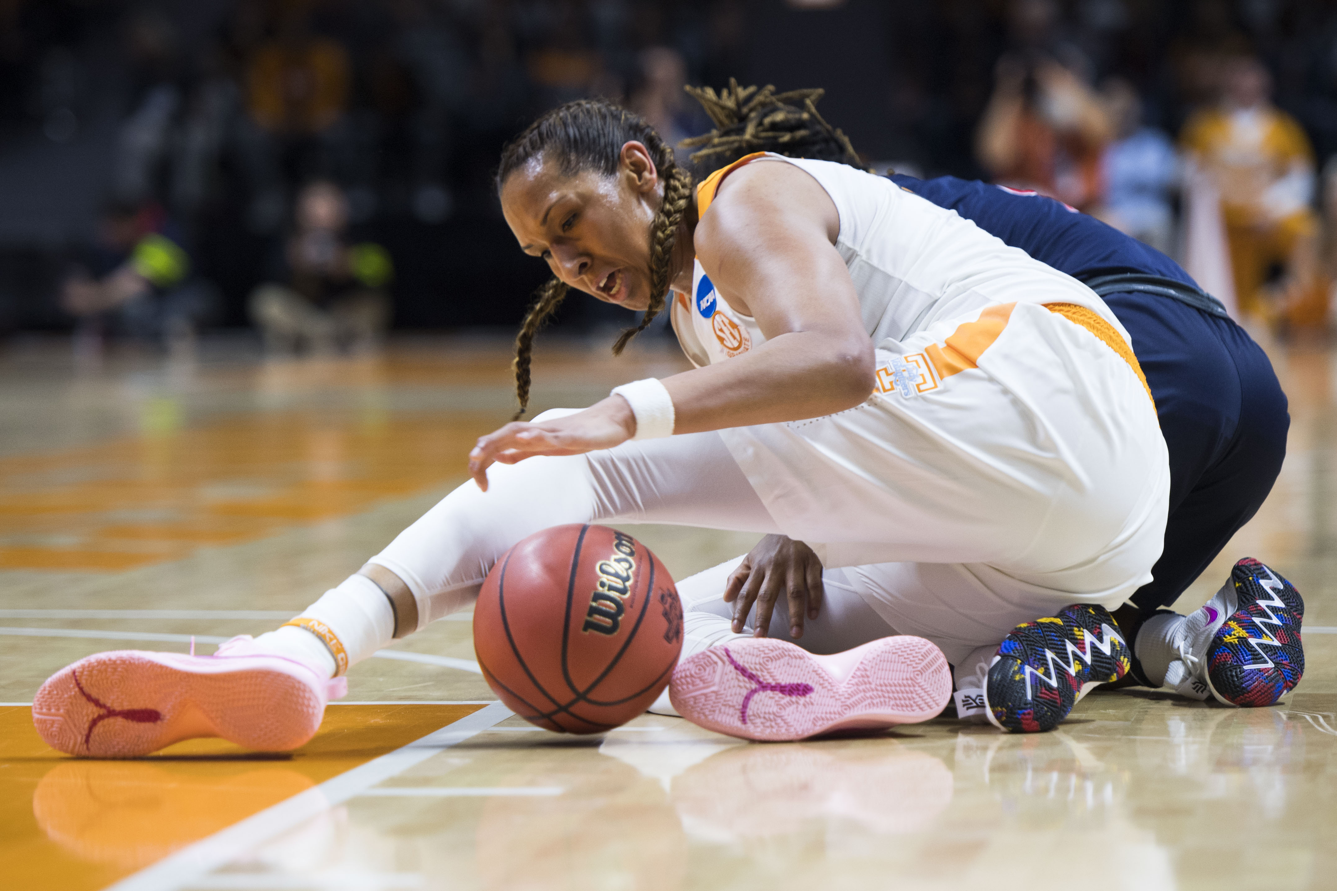 NCAA Womens Basketball: NCAA Tournament-First Round-Tennessee vs Liberty