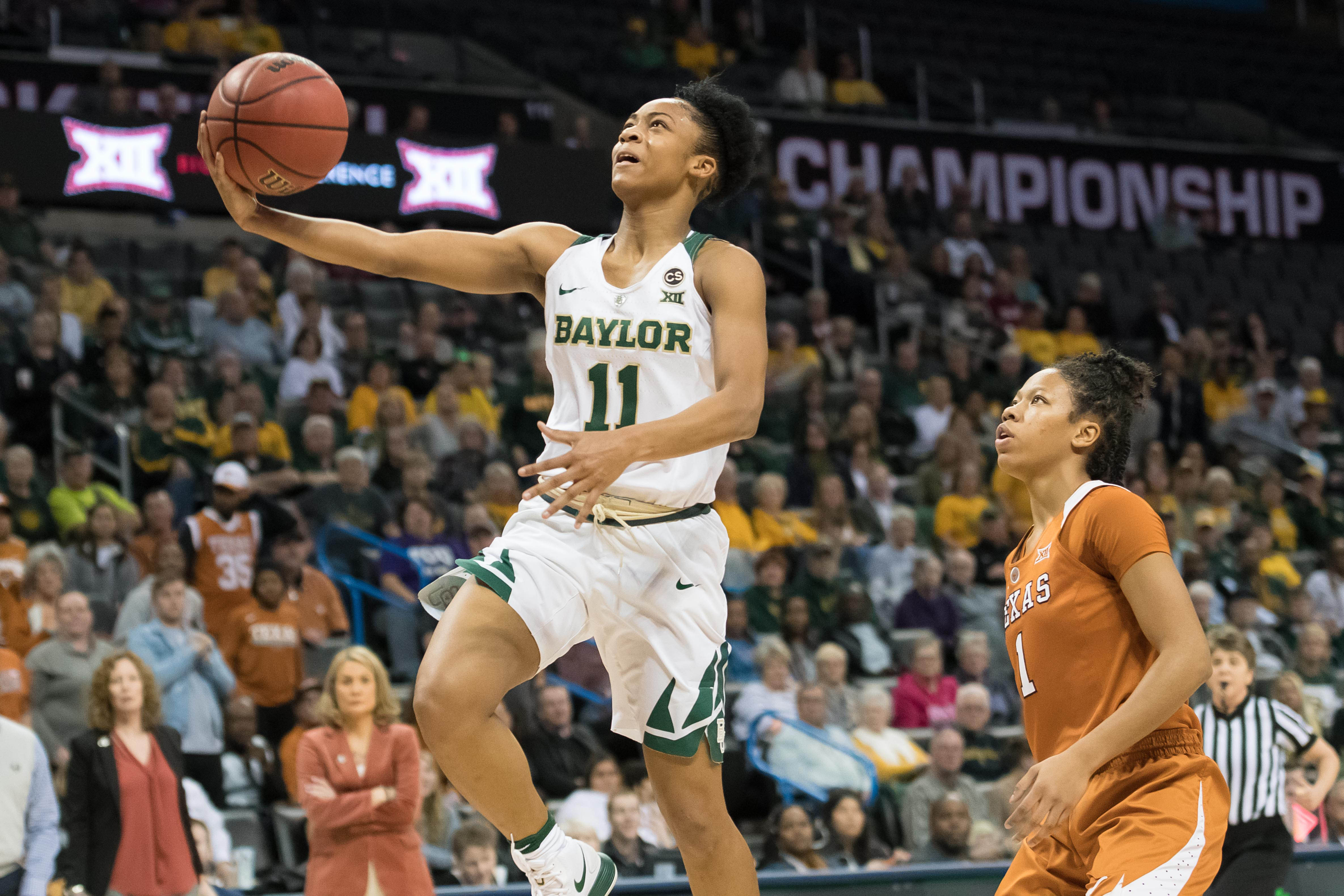 Oregon State Women's Basketball Draws #2 Seed Baylor In Sweet Sixteen