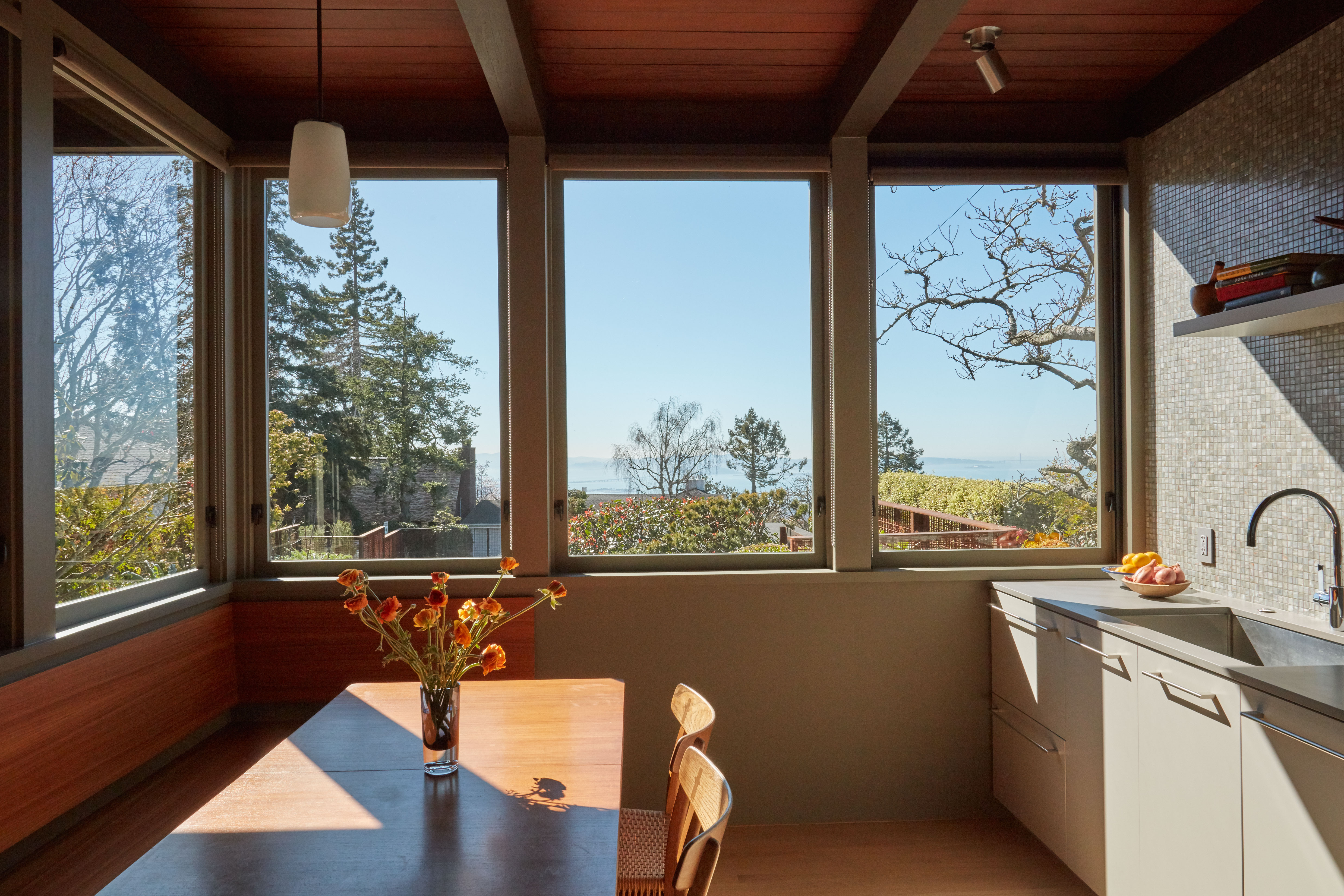 A midcentury modern time capsule gets a sensitive remodel in ...