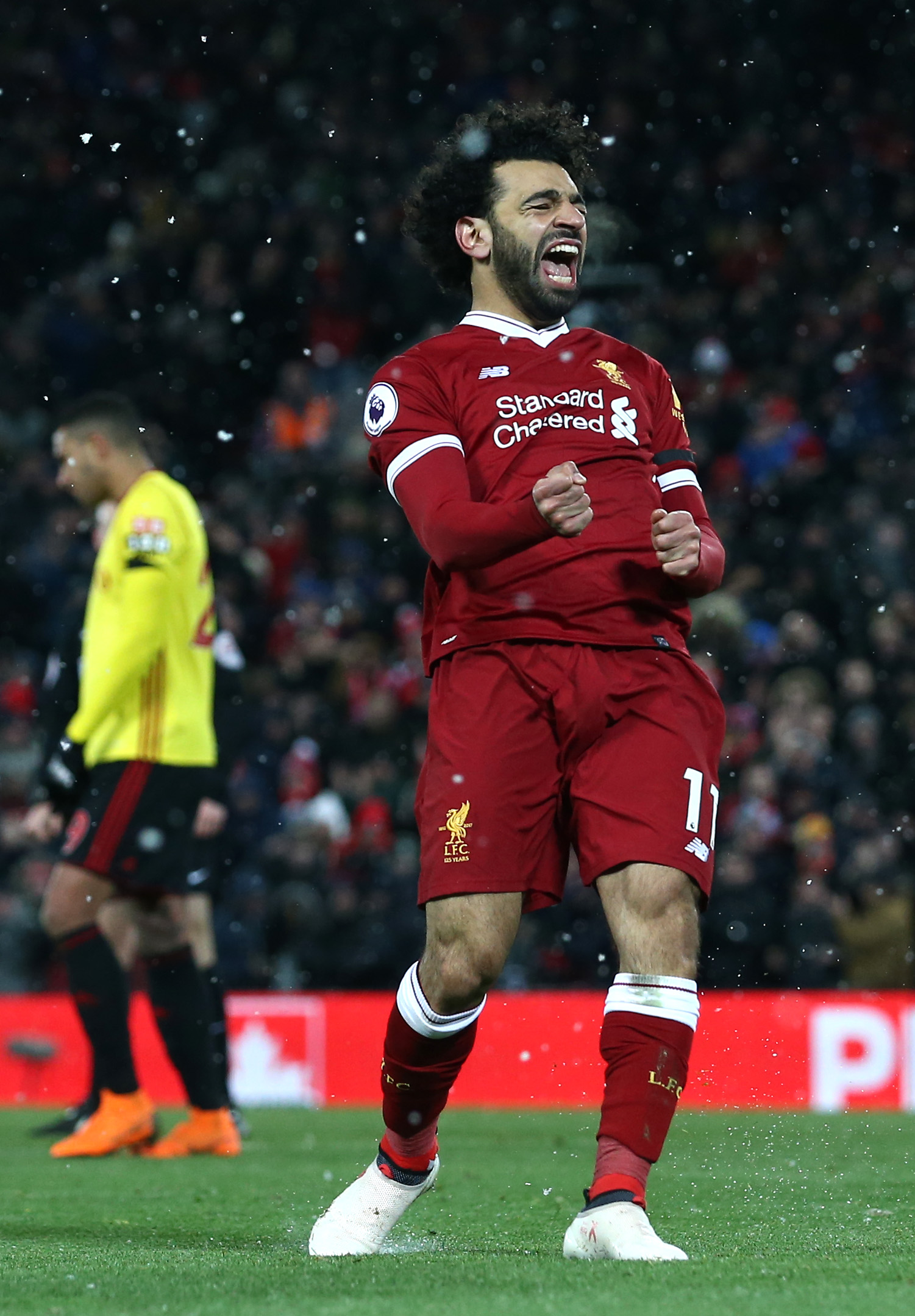 Mo Salah - Liverpool v Watford - Premier League