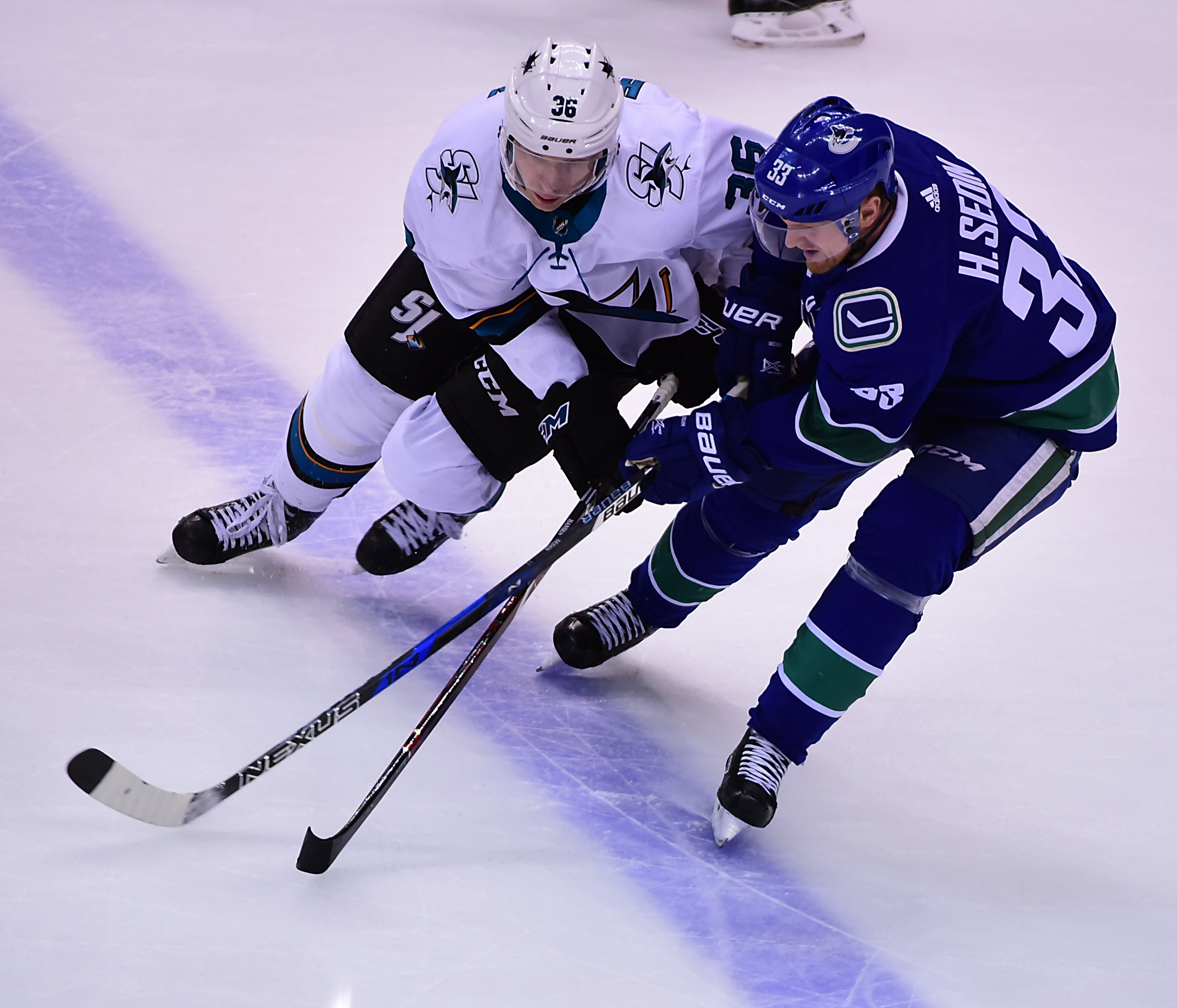 Canucks news nucks misconduct the roundup the tank rolls on tackling goaltender interference and more geenschuldenfo Image collections