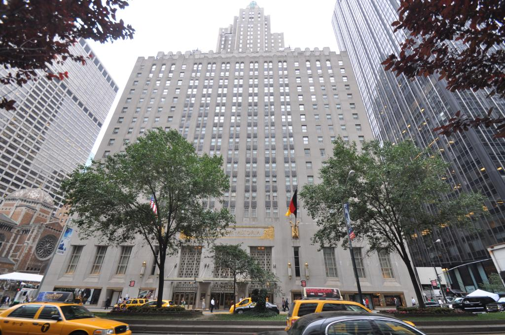 Waldorf Astoria conversion moves forward with filing for 352 condos