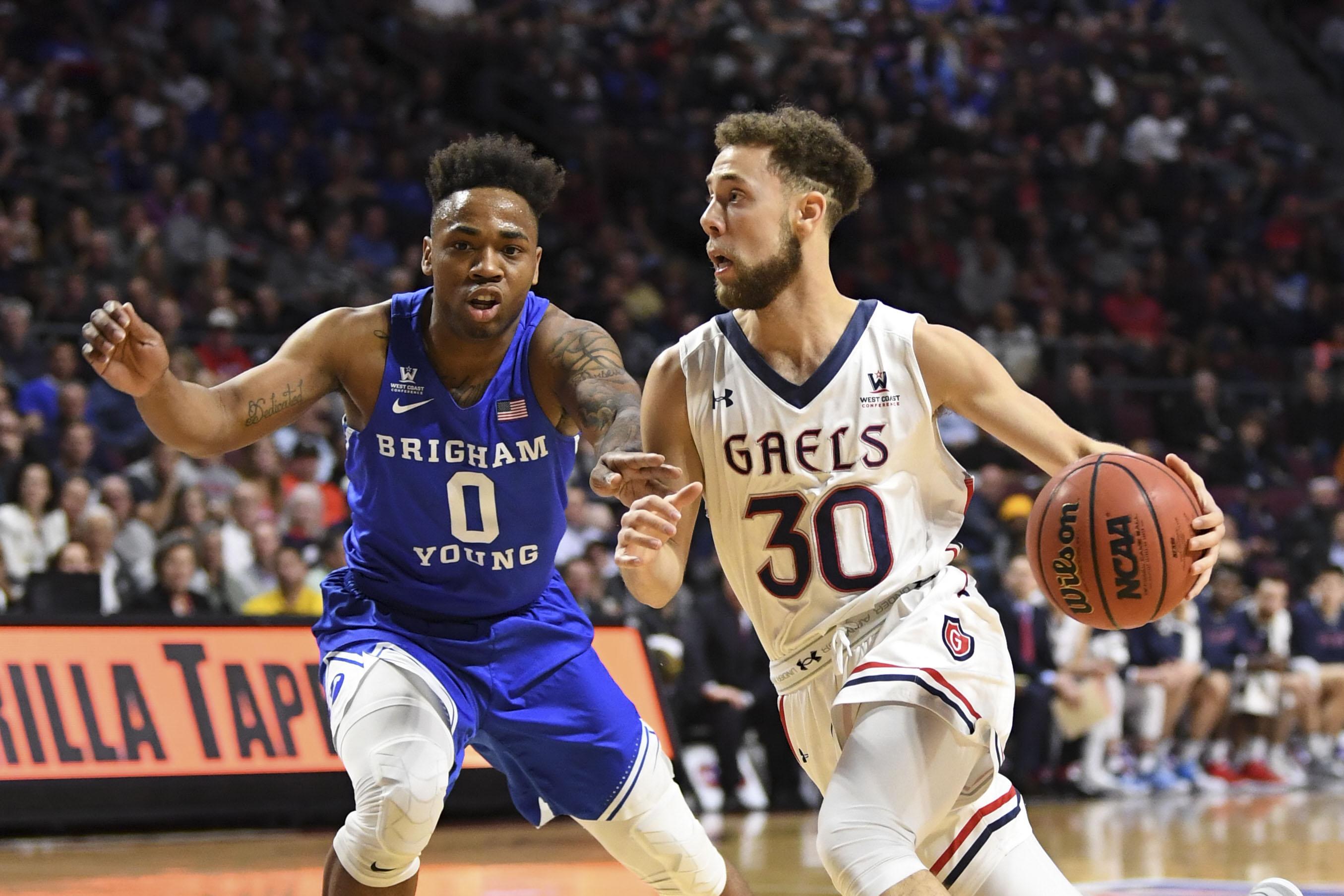 NCAA Basketball: West Coast Conference Tournament-Saint Mary's vs BYU