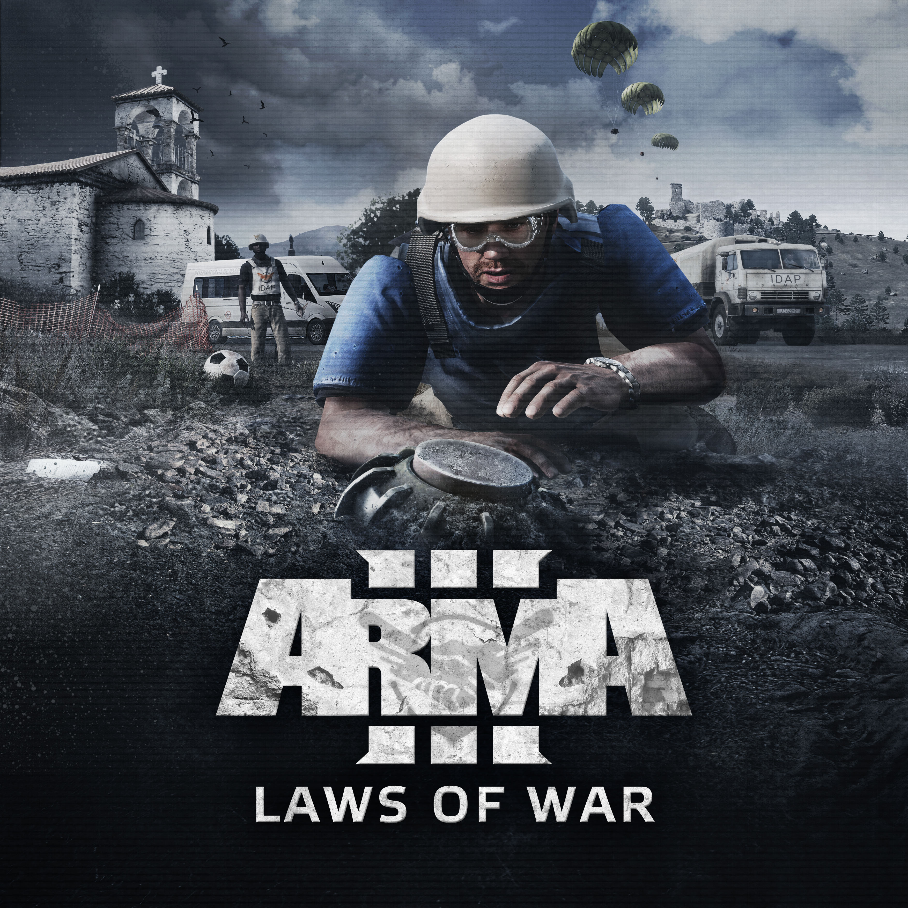 Arma 3 developer donates $176,000 to International Committee of the Red Cross