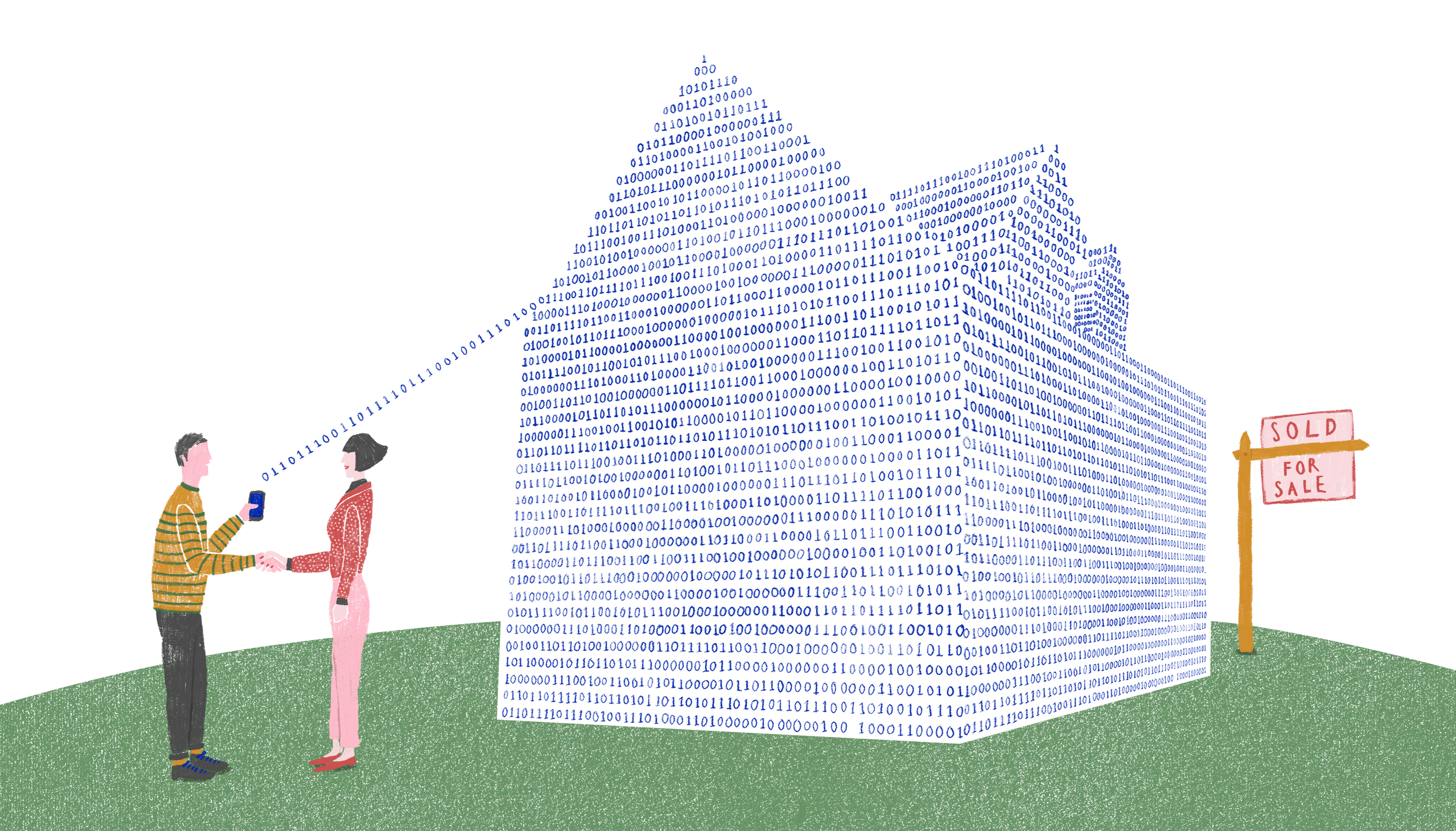 Buying real estate with bitcoin - Curbed